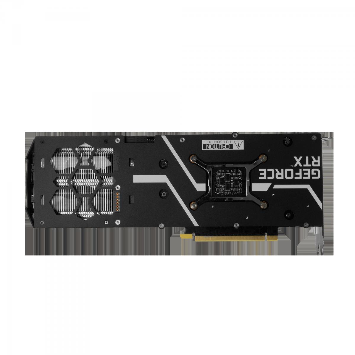 Placa de Vídeo Galax, GeForce, RTX 3070 SG, 1 Click OC, 8GB, GDDR6, 256Bit, 37NSL6MD1GNA