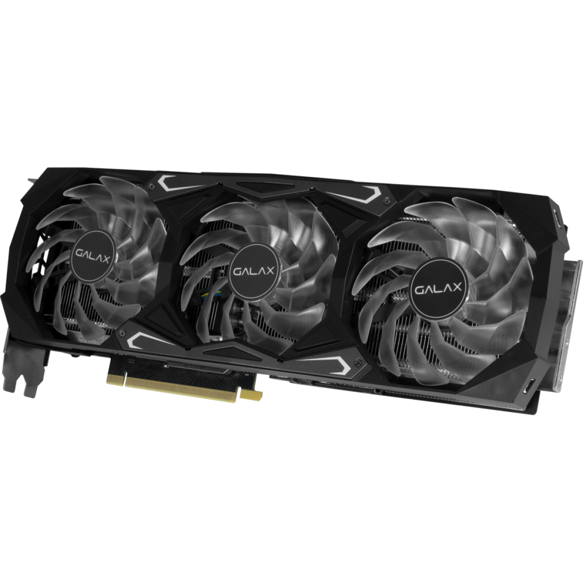 Placa de Vídeo Galax, GeForce RTX 3090 SG, 1 Click OC, 24GB, GDDR6X, 384Bit, 39NSM5MD1GNA