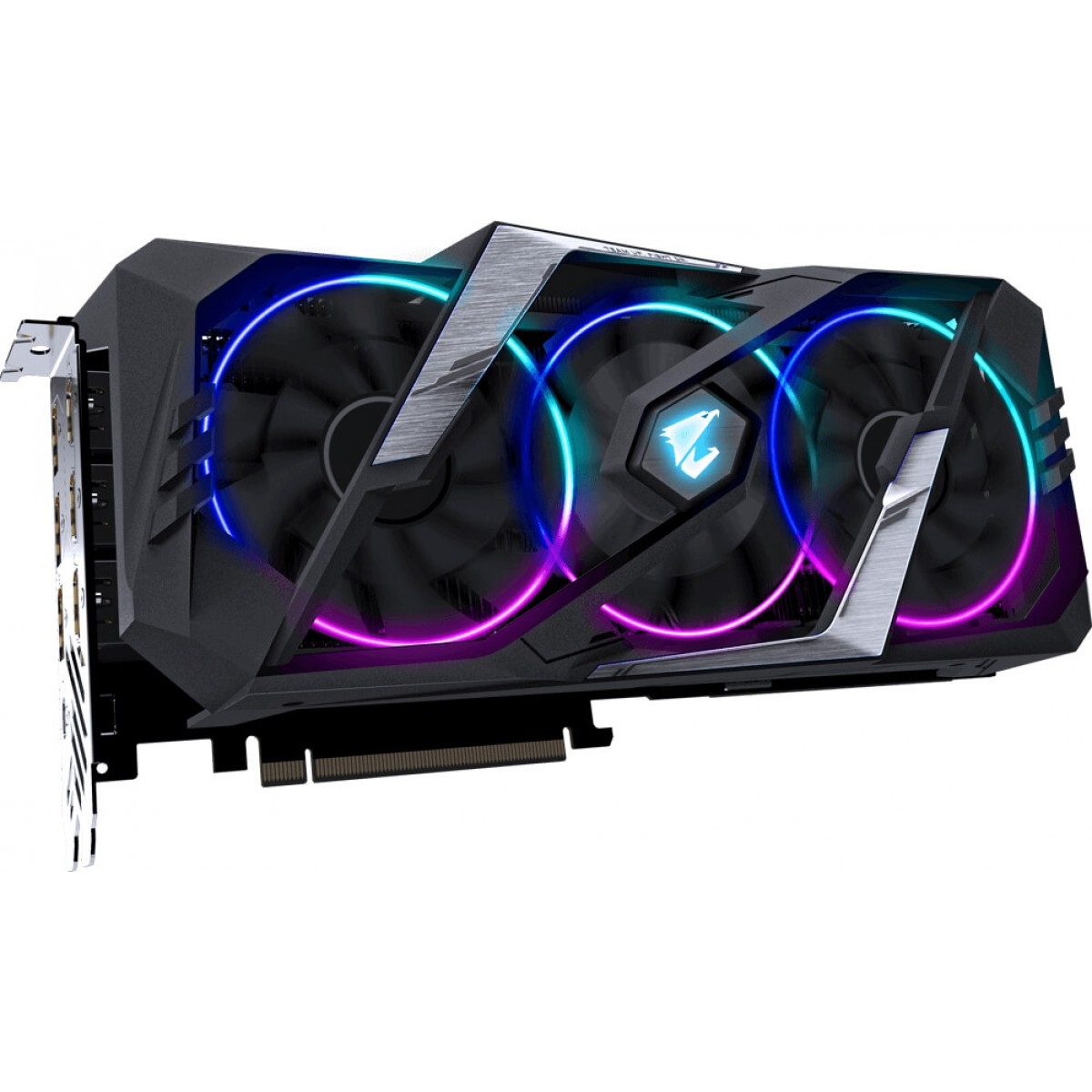 Placa de Vídeo Gigabyte Aorus GeForce RTX 2080 Super, 8GB GDDR6, 256Bit