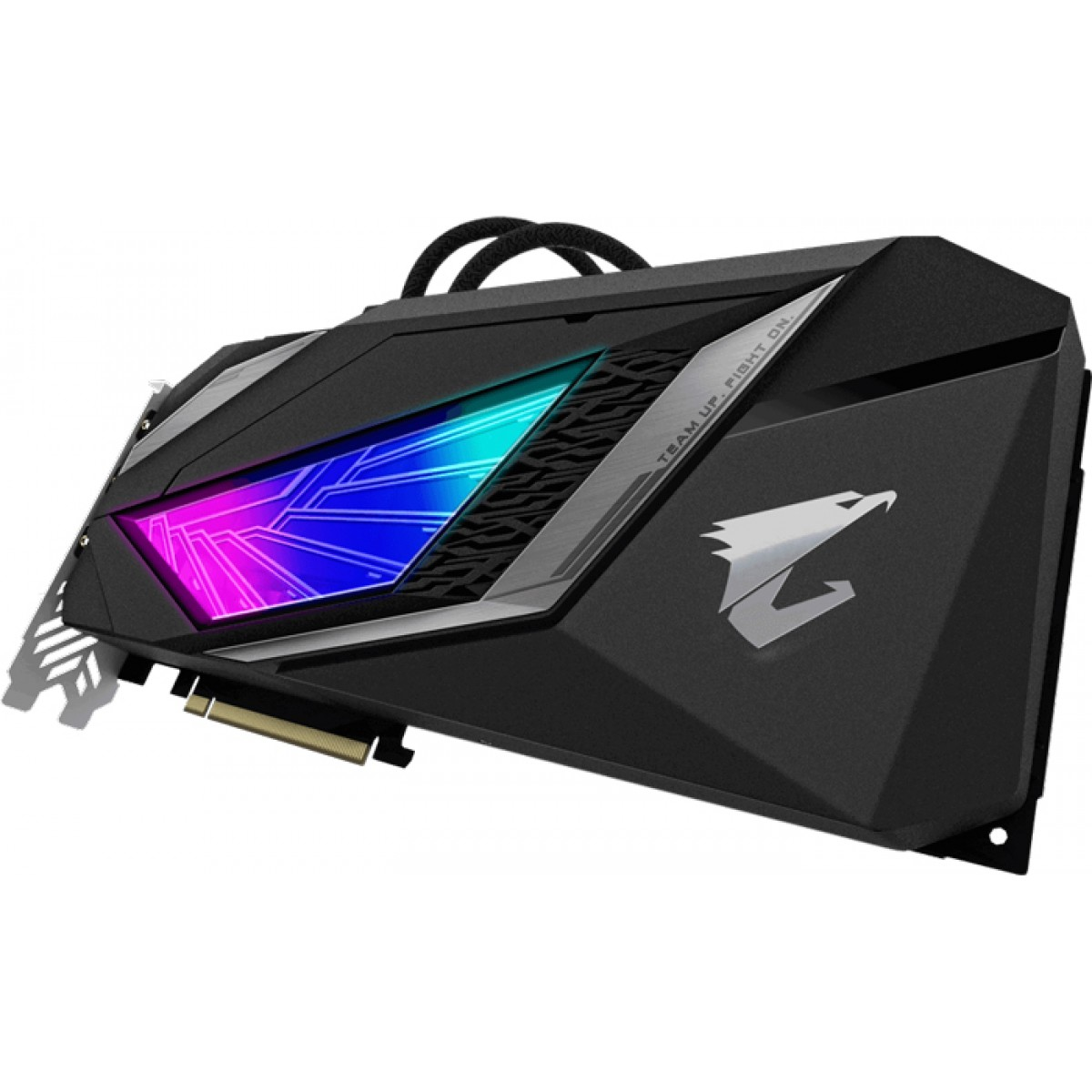 Placa de Vídeo Gigabyte Aorus GeForce RTX 2080 Super Waterforce, 8GB GDDR6, 256Bit, GV-N208SAORUS W-8GC