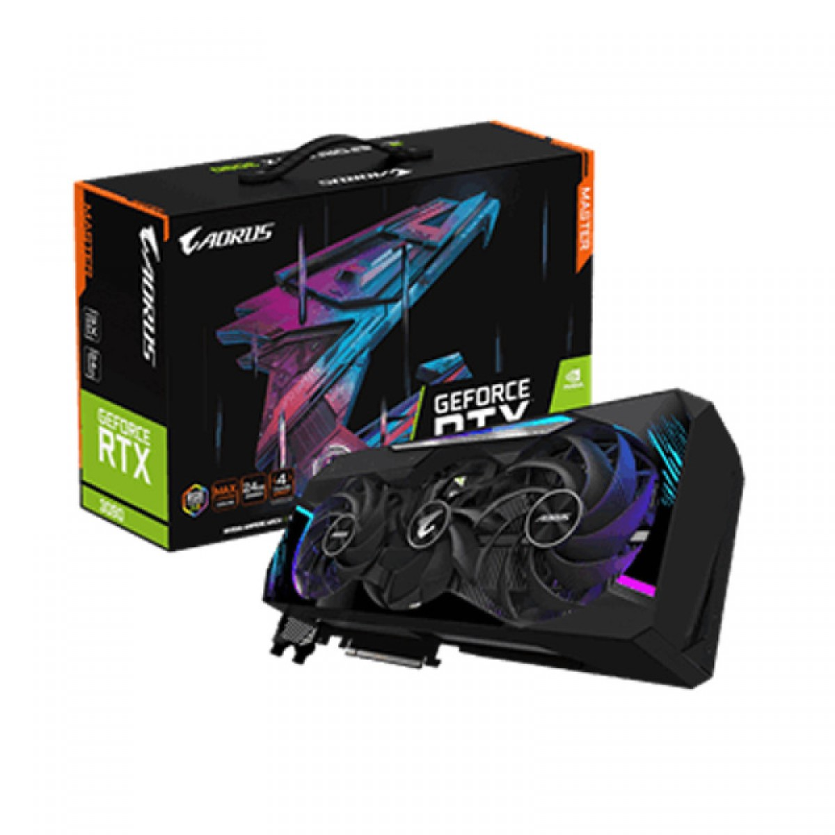 Placa de Vídeo Gigabyte GeForce, Aorus RTX 3080 XTREME 10G, 10GB, GDDR6X, 320Bit, GV-N3080AORUS X-10GD
