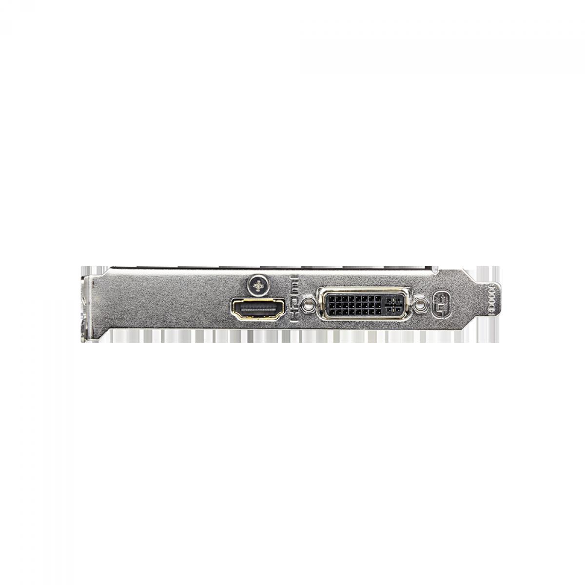 Placa de Vídeo Gigabyte GeForce GT 730, 2GB, GDDR5, 64bit, GV-N730D5-2GL