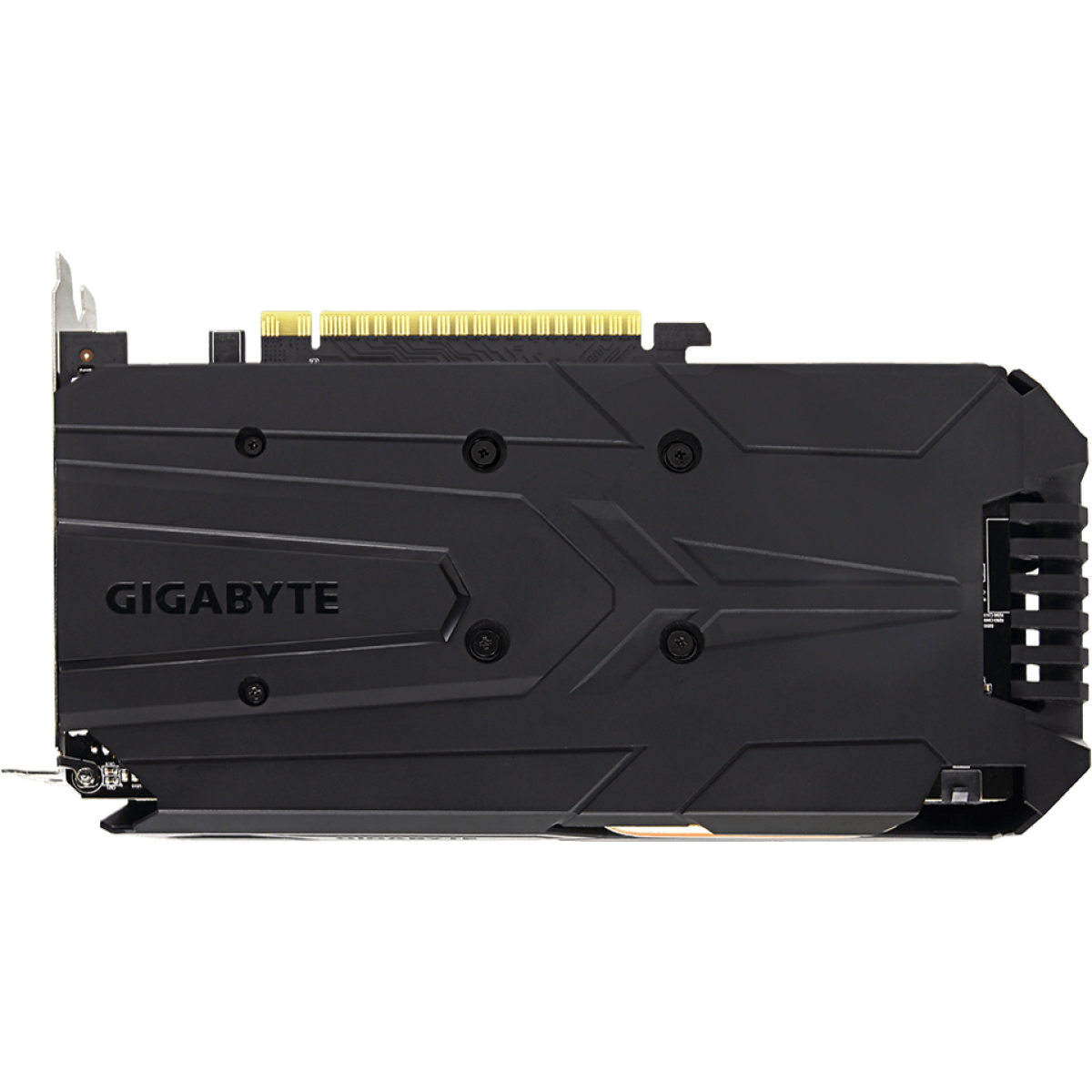 Placa de Vídeo Gigabyte GeForce GTX 1050 Ti Windforce OC Dual, 4GB GDDR5, 128Bit, GV-N105TWF2OC-4GD