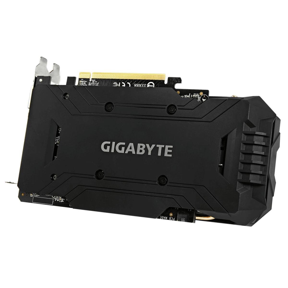 Placa de Vídeo Gigabyte Geforce GTX 1060 Windforce OC Dual, 3GB GDDR5, 192Bit, GV-N1060WF2OC-3GD