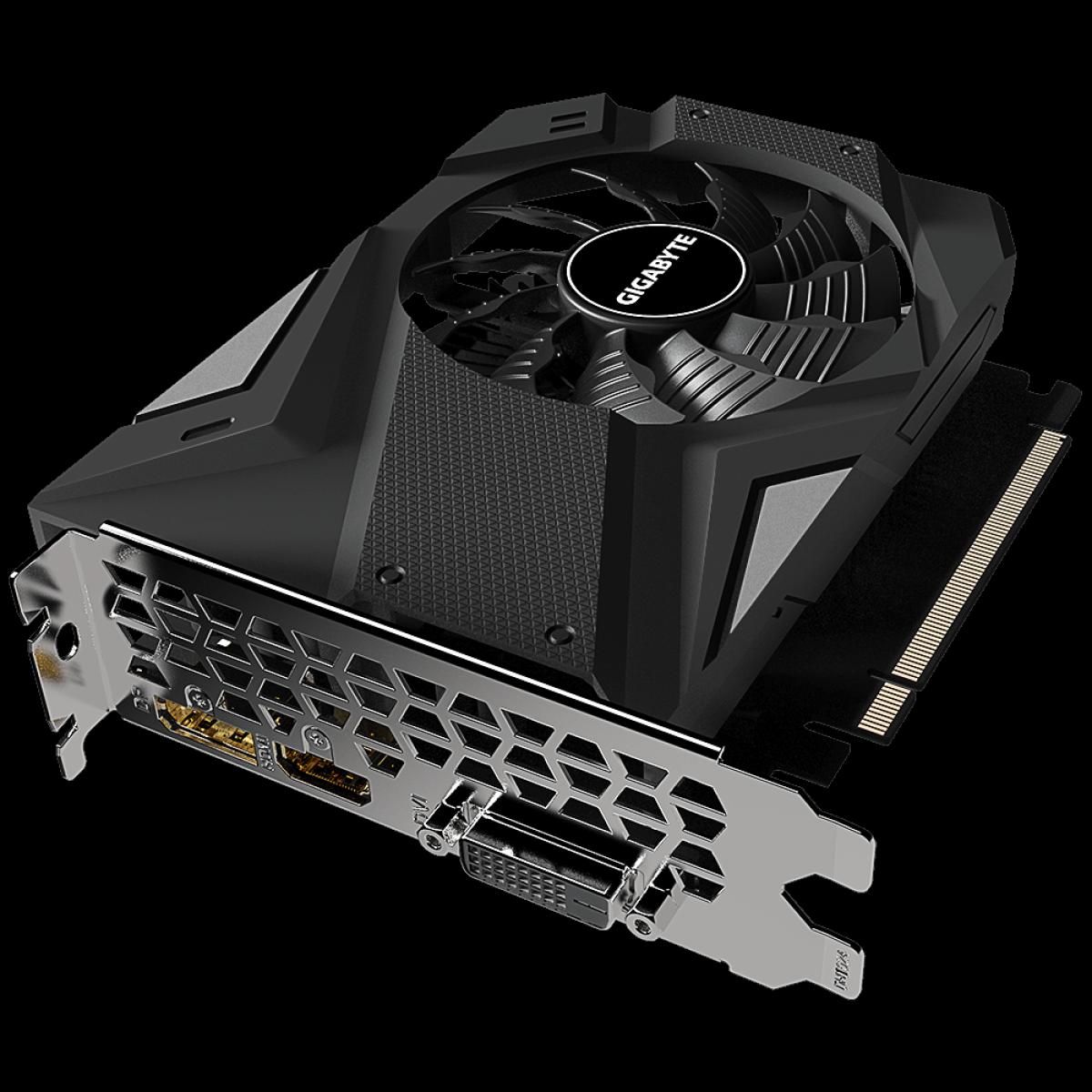 Placa de Vídeo Gigabyte GeForce GTX 1650 D6 OC, 4GB GDDR6, 128Bit