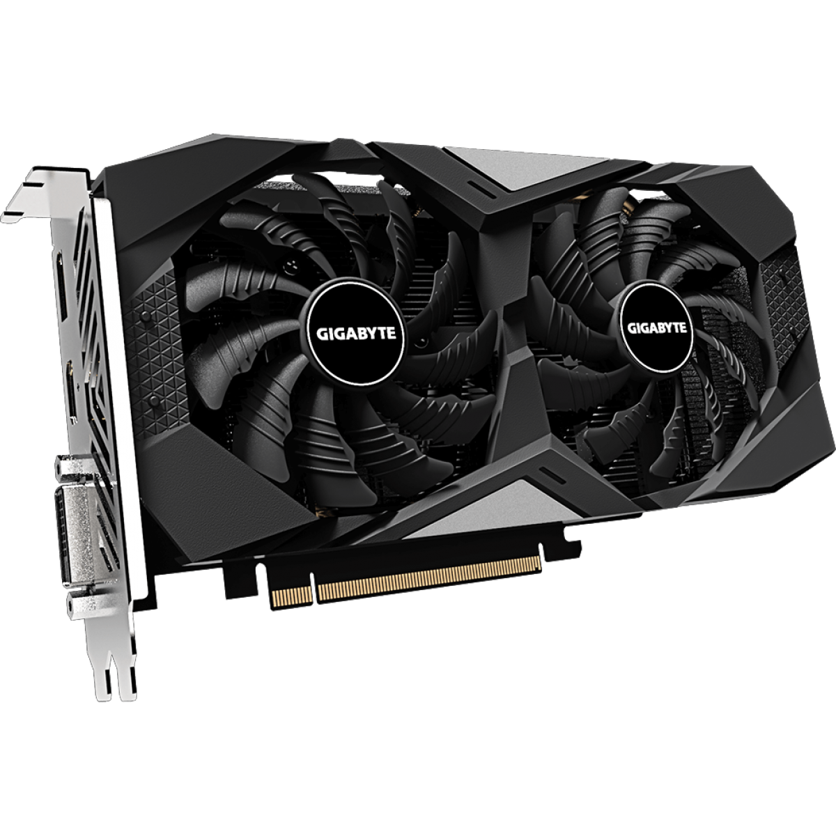 Placa de Video Gigabyte GeForce GTX 1650 Super Windforce OC 4G Dual, 4GB GDDR6, 128Bit, GV-N165SWF2OC-4GD