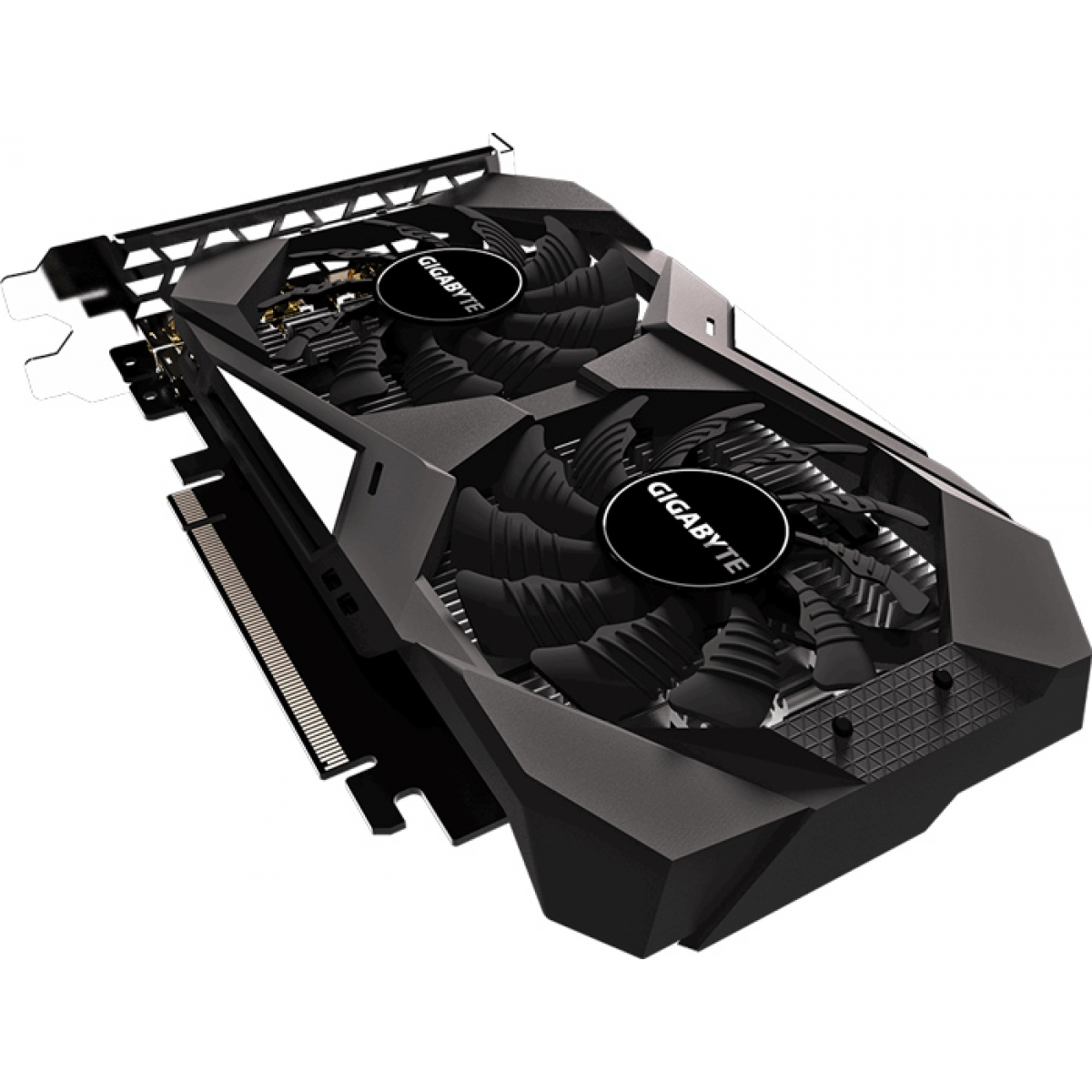 Placa de Video Gigabyte GeForce GTX 1650 Windforce OC Dual, 4GB GDDR5, 128Bit, GV-N1650WF2OC-4GD