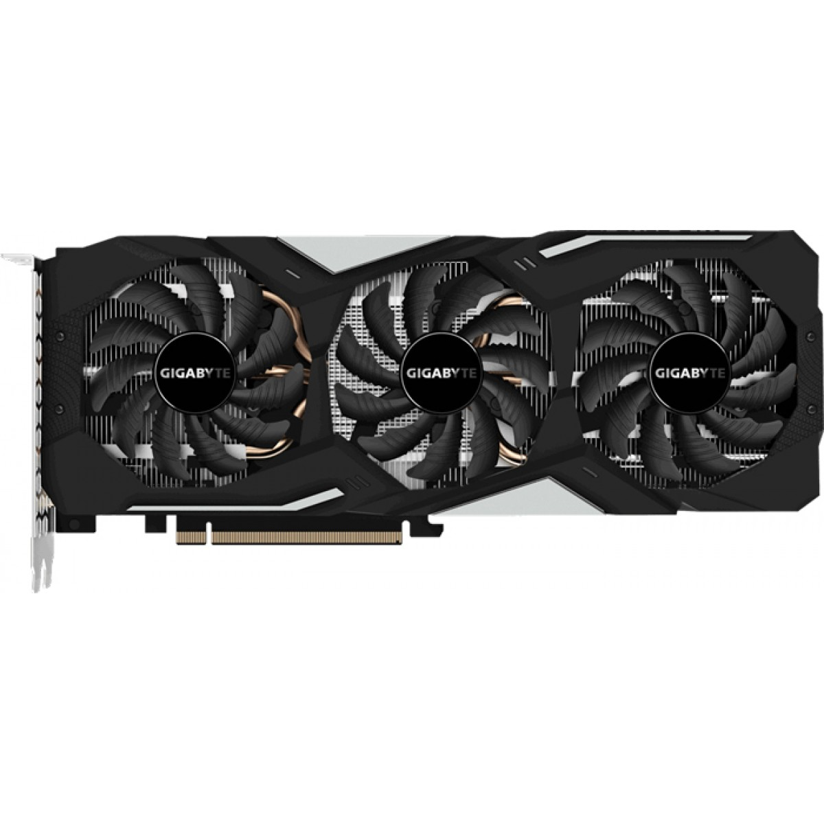 Placa de Vídeo Gigabyte GeForce GTX 1660 Gaming OC, 6GB GDDR5, 192Bit, GV-N1660GAMING OC-6GD