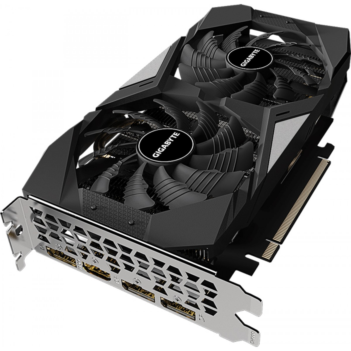 Placa de Video Gigabyte GeForce GTX 1660 Super OC 6G Dual, 6GB GDDR6, 192Bit, GV-N166SOC-6GD
