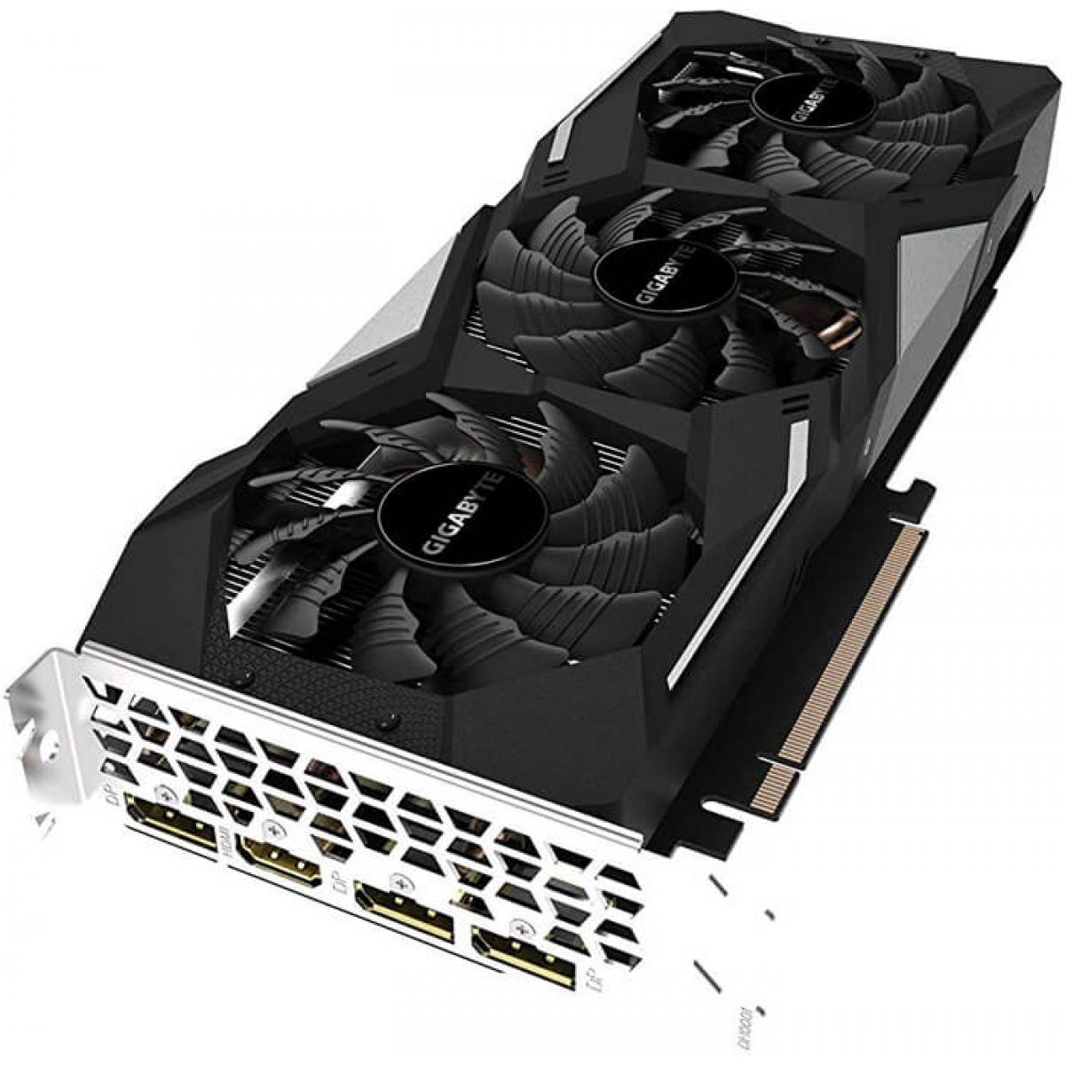 Placa de Vídeo Gigabyte GeForce GTX 1660 Ti Gaming OC, 6GB GDDR6, 192Bit