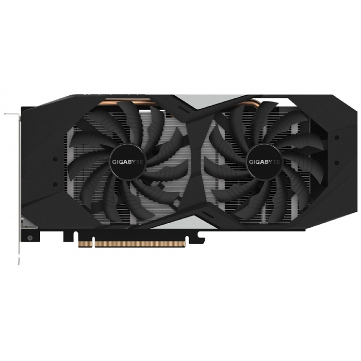 Placa de Vídeo Gigabyte GeForce GTX 1660 Ti Windforce OC Dual, 6GB GDDR6, 192Bit, GV-N166TWF2OC-6GD