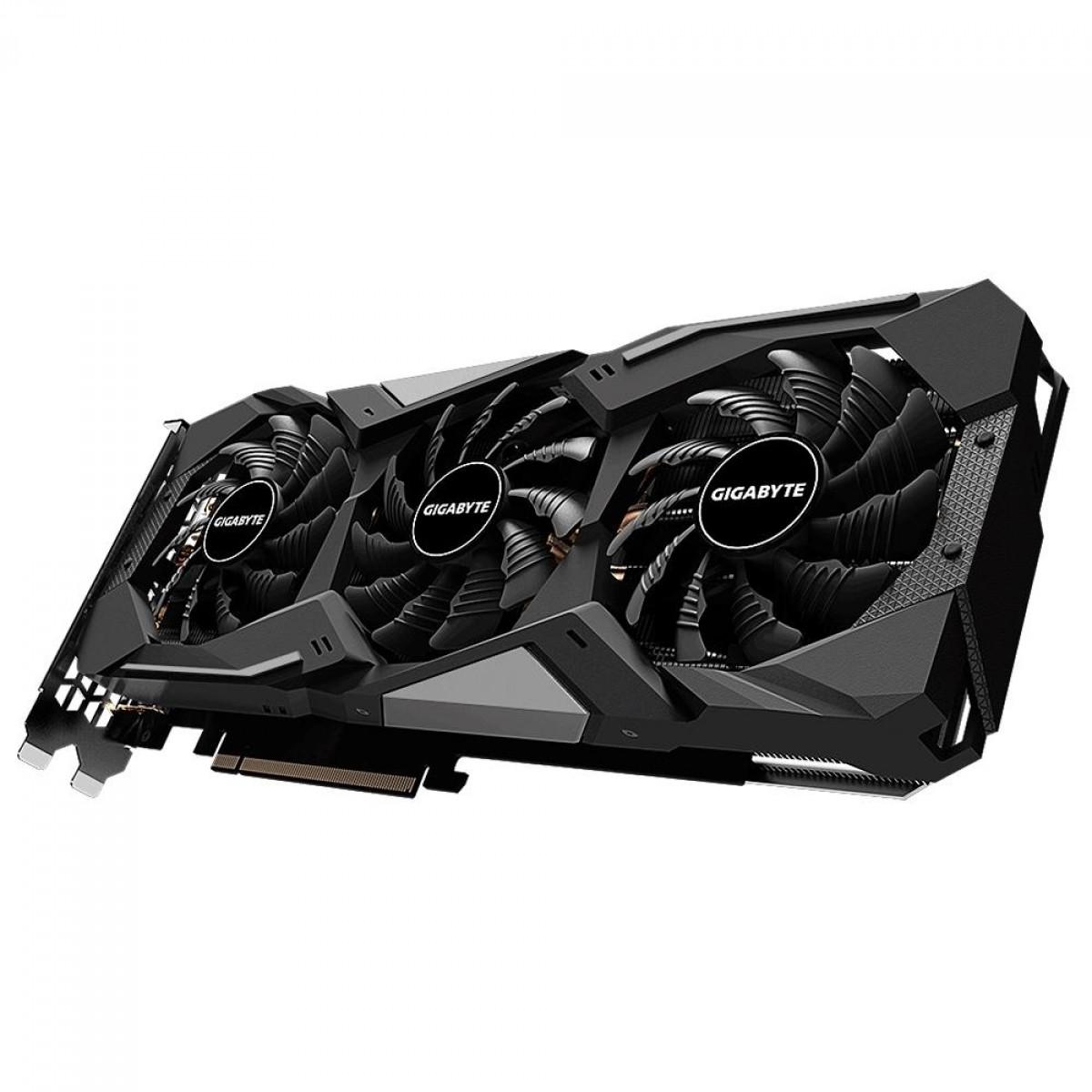Placa de Vídeo Gigabyte Geforce RTX 2060 Gaming OC, 6GB GDDR6, 192Bit, GV-N2060GAMINGOC PRO-6GD R2