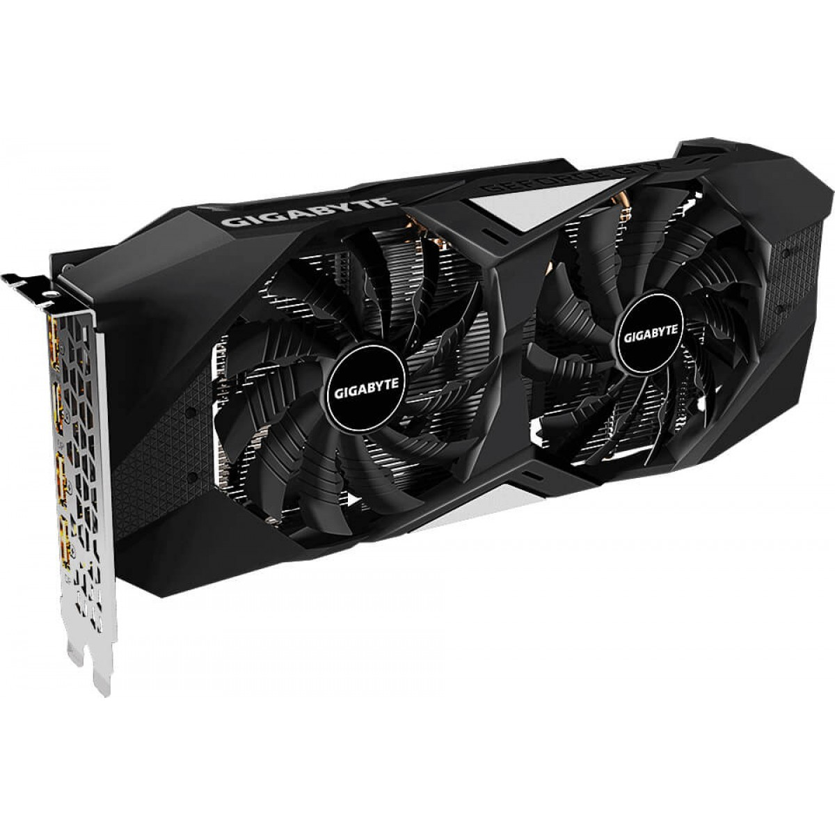 Placa de Vídeo Gigabyte, GeForce, RTX 2060 Super Windforce OC, Dual, 8GB, GDDR6, 256Bit, GV-N206SWF2OC-8GD