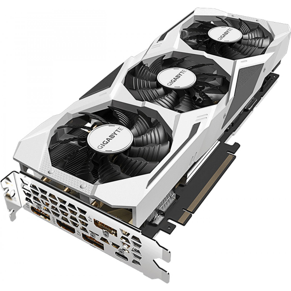 Placa de Vídeo Gigabyte GeForce RTX 2070 Super Gaming OC, 8GB GDDR6, 256Bit, White