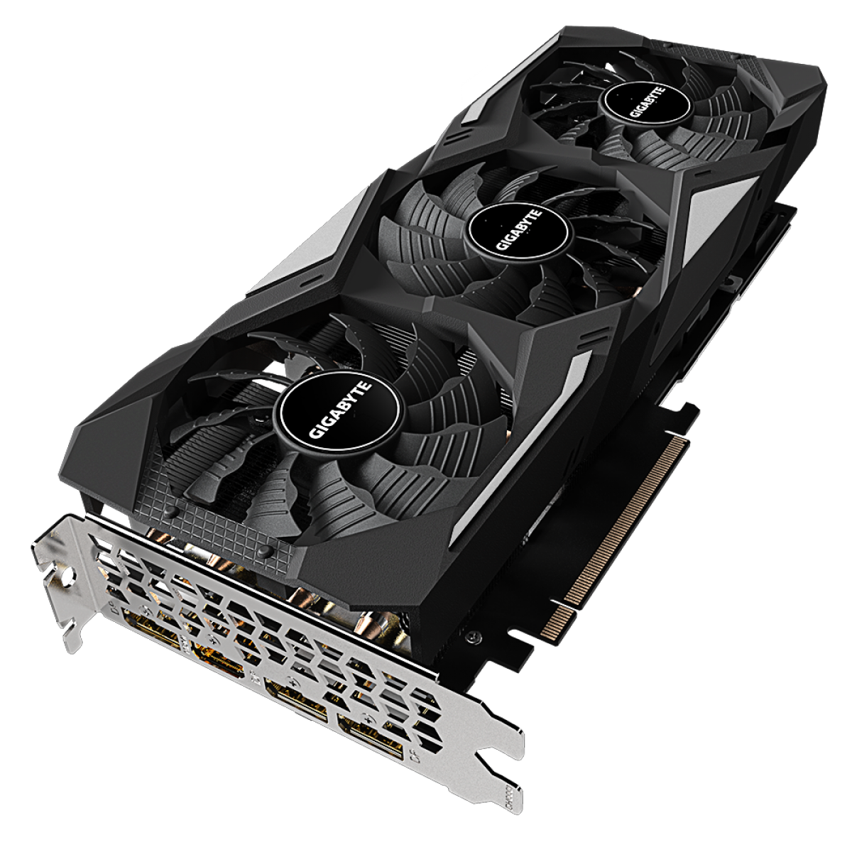 Placa de Vídeo Gigabyte GeForce RTX 2070 Super Windforce OC 3X, 8GB GDDR6, 256Bit, GV-N207SWF3OC-8GD