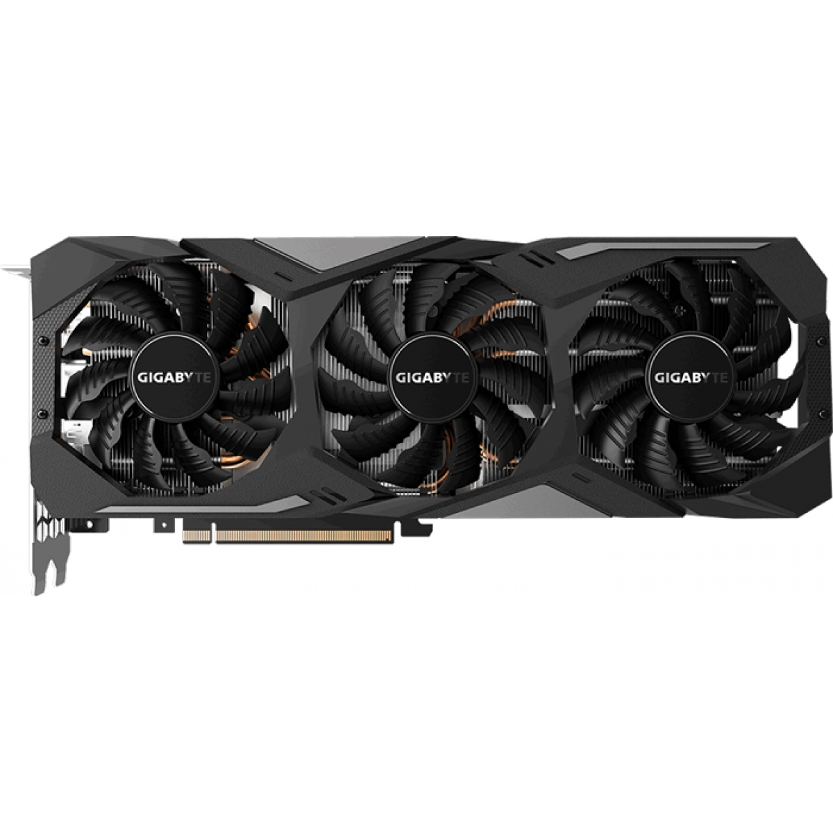 Placa De Vídeo Gigabyte Geforce RTX 2080 Gaming OC 8GB GV-N2080GAMING OC-8GC GDDR6 PCI-EXP