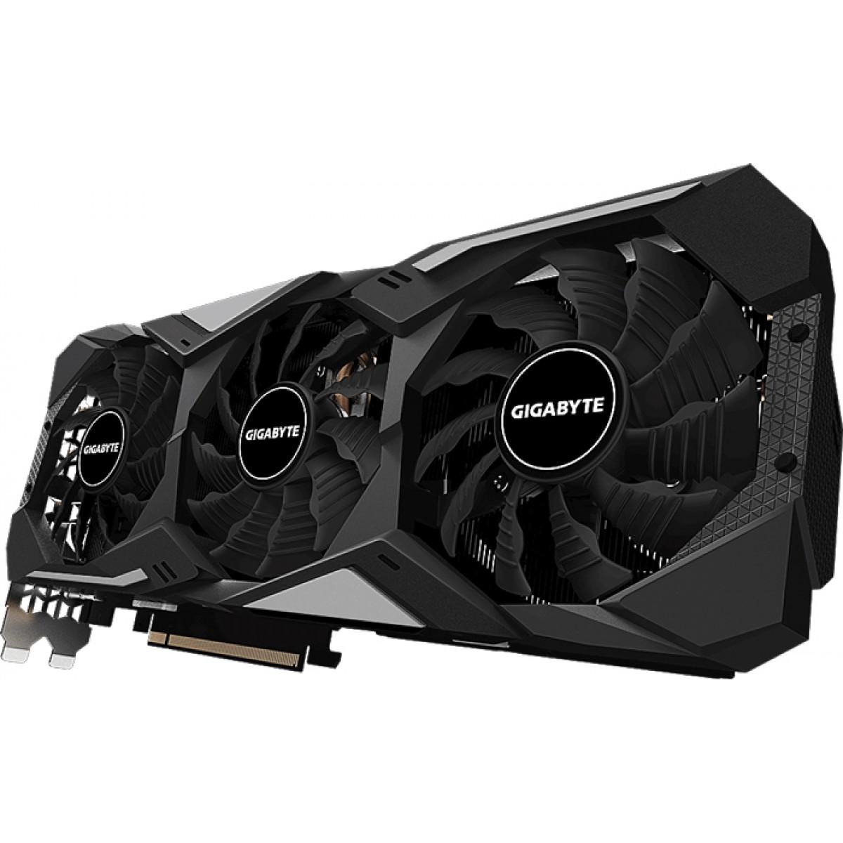 Placa de Vídeo Gigabyte, GeForce, RTX 2080 Super Gaming OC, 8GB, GDDR6, 256Bit, GV-N208SGAMING OC-8G