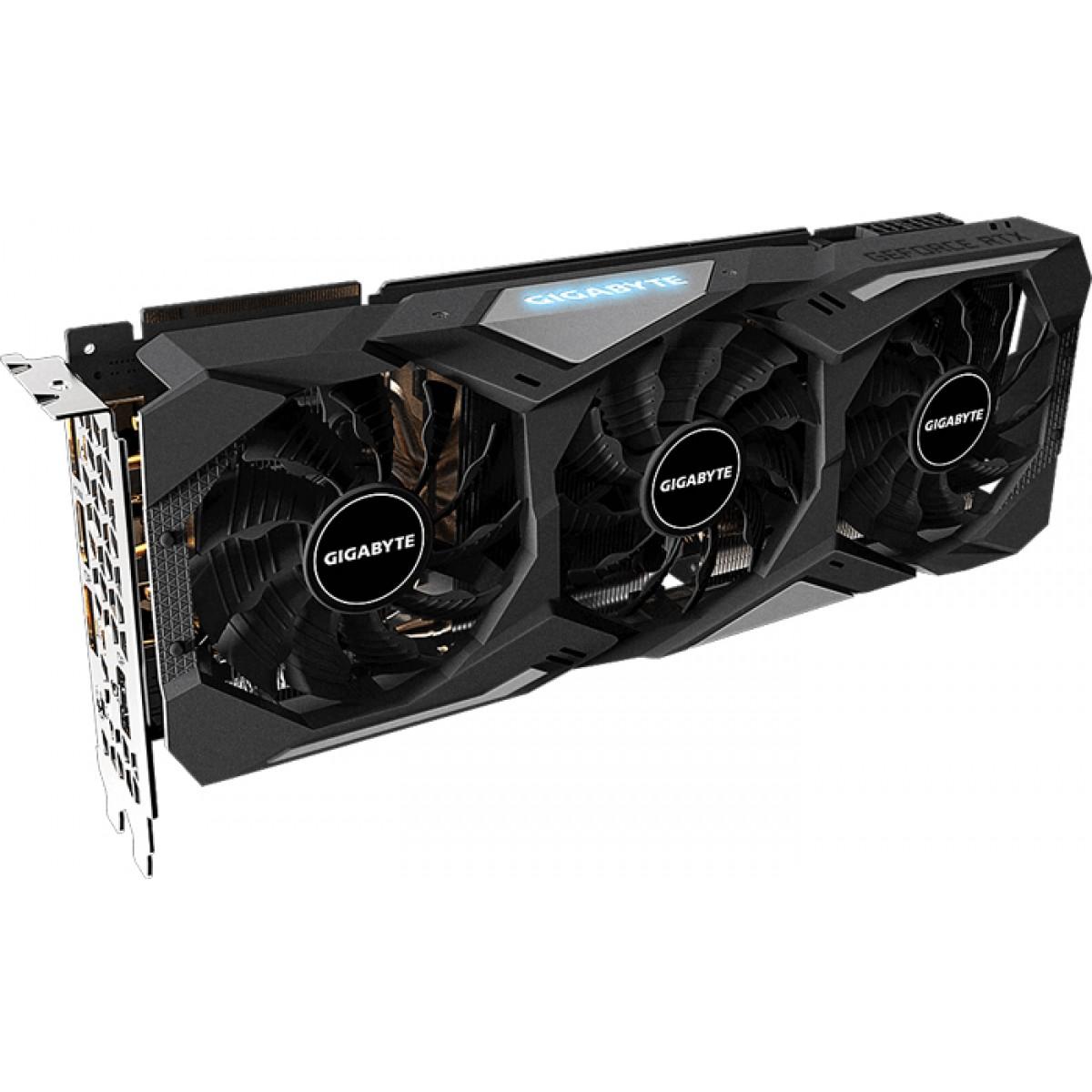 Placa de Vídeo Gigabyte GeForce RTX 2080 Super Gaming OC, 8GB GDDR6, 256Bit, GV-N208SGAMING OC-8GC