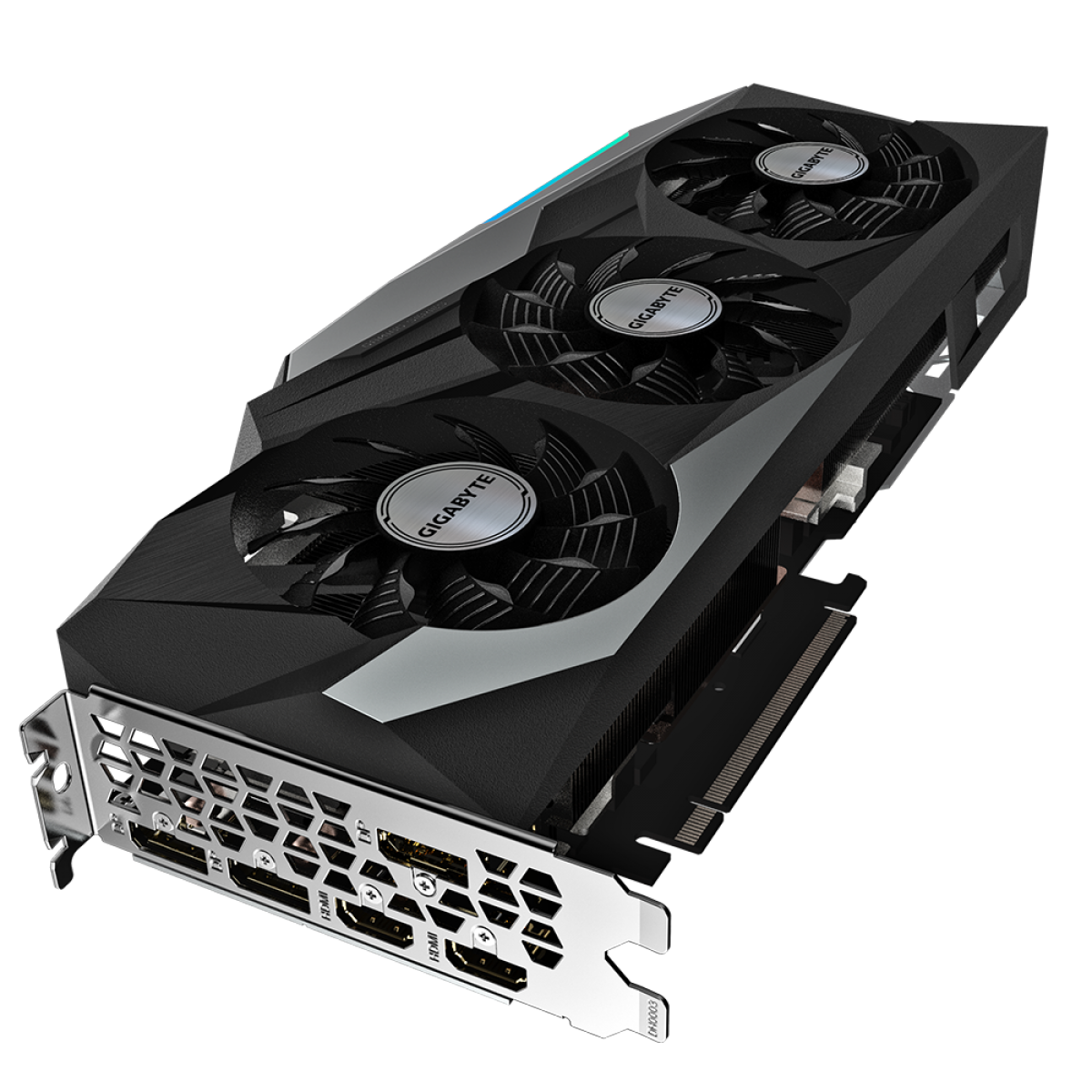 Placa de Vídeo Gigabyte GeForce, RTX 3080 Gaming OC 10G, 10GB, GDDR6X, 320Bit, GV-N3080GAMINGOC-10GD