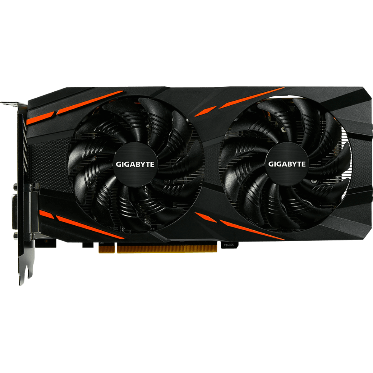 Placa de Vídeo Gigabyte Radeon RX 570 Gaming Dual, 4GB GDDR5, 256Bit, GV-RX570GAMING-4GD