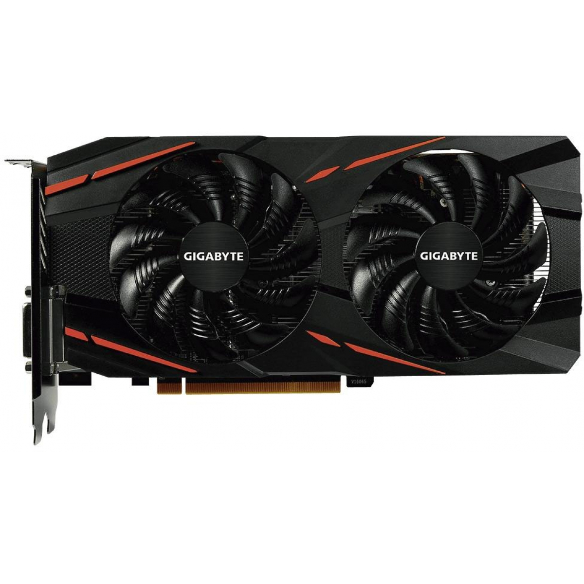 Placa de Vídeo Gigabyte Radeon RX 570 Gaming Dual, 8GB GDDR5, 256Bit, GV-RX570GAMING-8GD