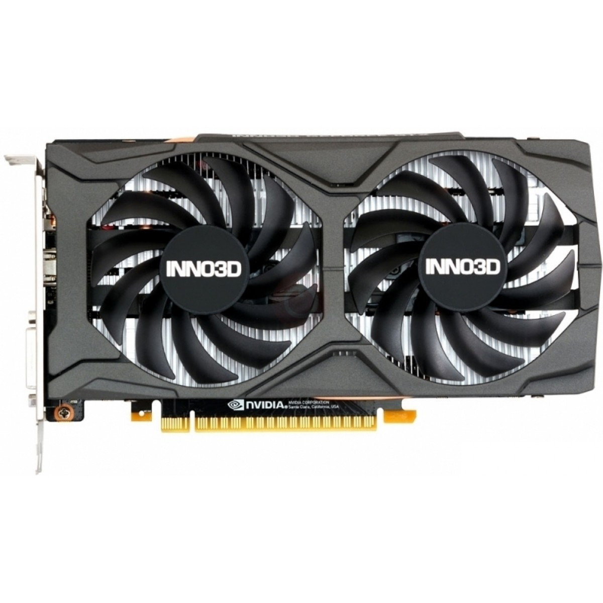 Placa de Vídeo Inno3D GeForce GTX 1650 Super Twin X2 OC, 4GB GDDR6, 128Bit