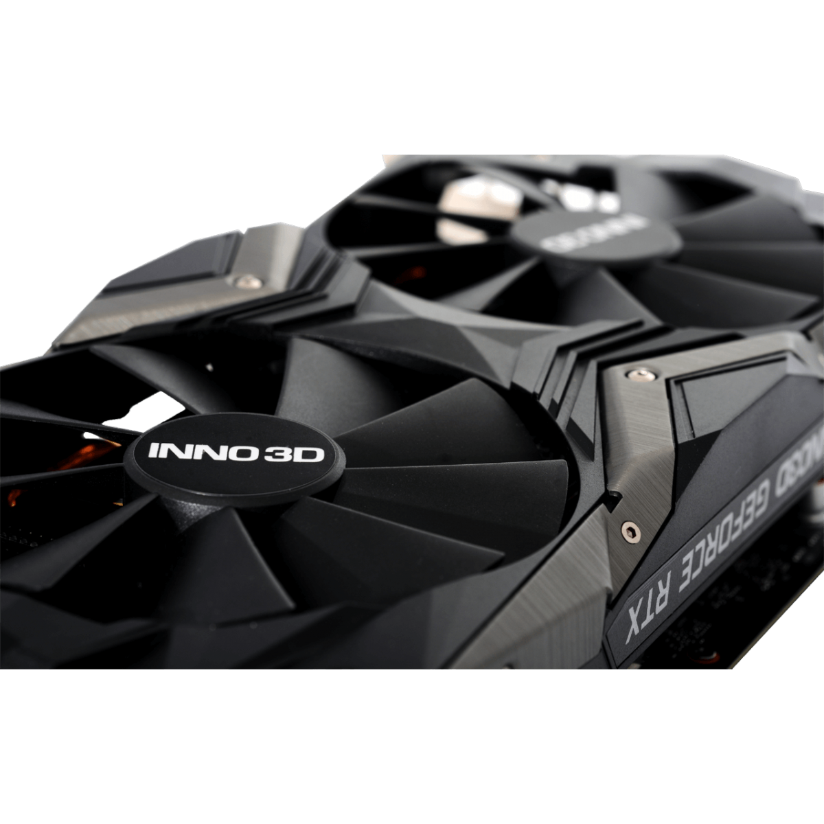 Placa de Vídeo Inno3D GeForce RTX 2060 Gaming OC X2, 6GB GDDR6, 192Bit, N20602-06D6X-17311165
