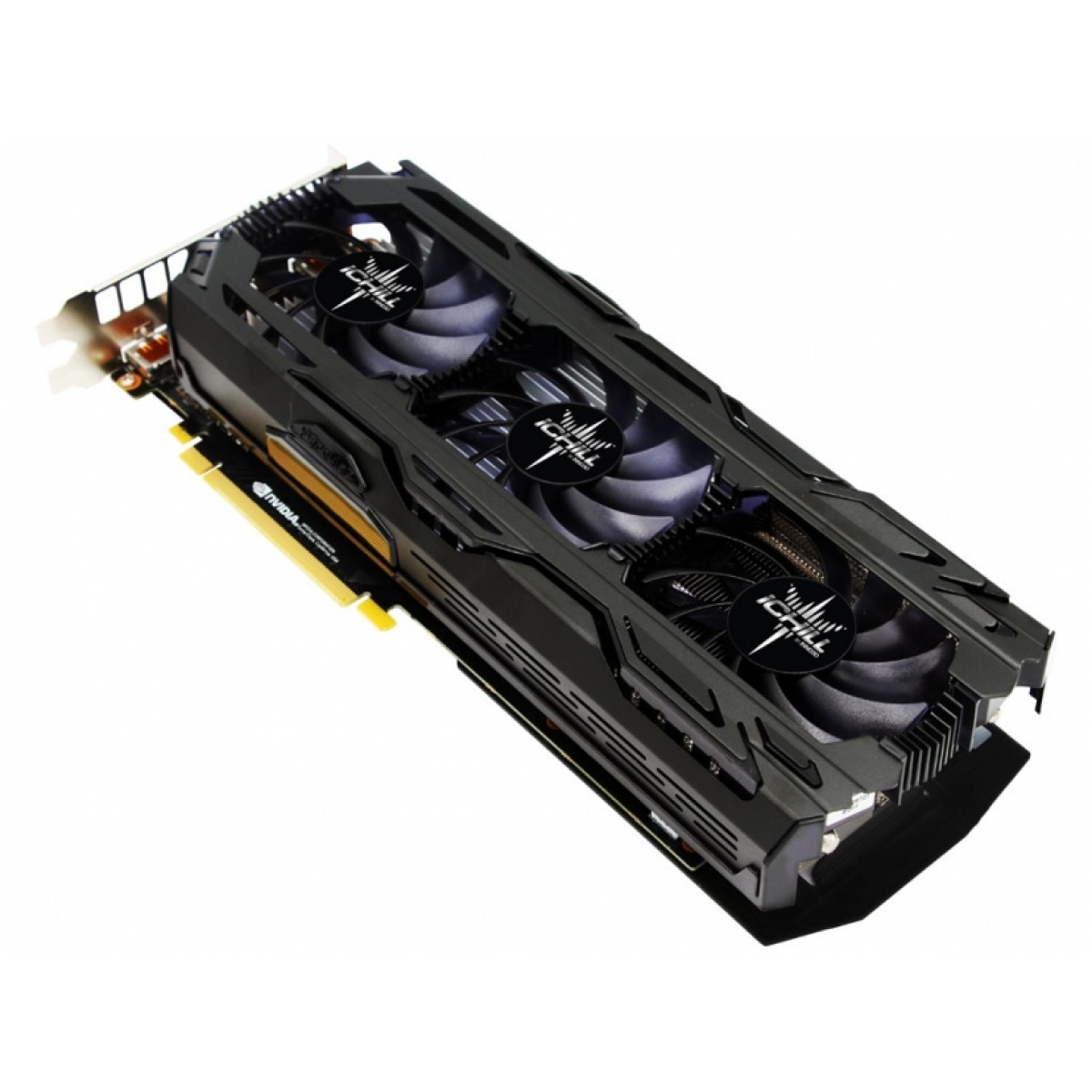 Placa de Vídeo Inno3D GeForce RTX 2060 Super iChill X3, 8GB GDDR6, 256Bit