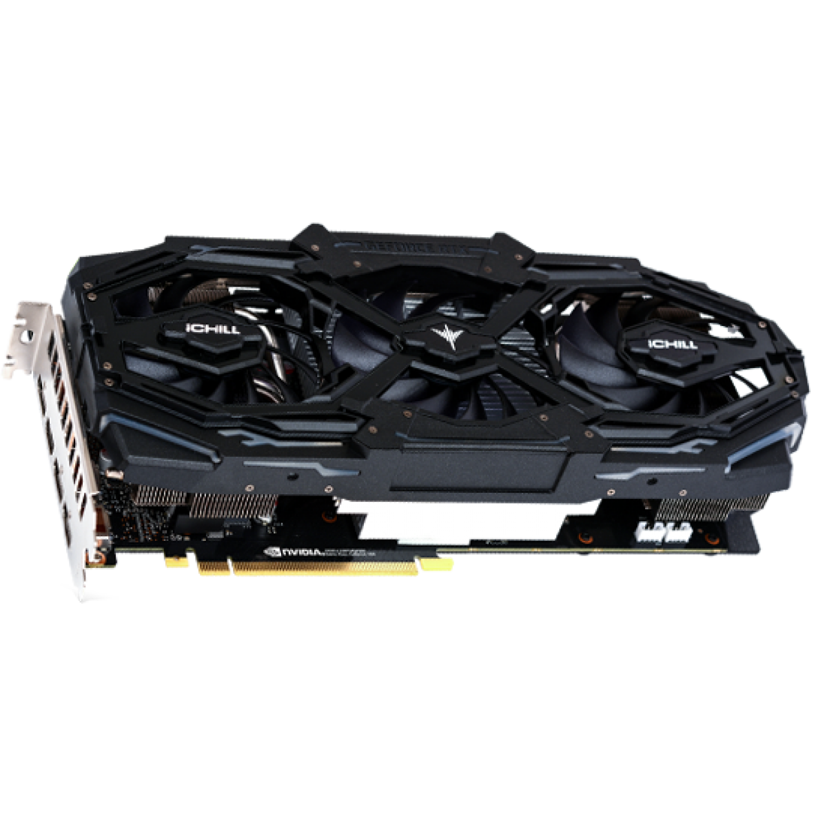 Placa de Vídeo Inno3D GeForce RTX 2060 Super iChill X3 Ultra, 8GB GDDR6, 256Bit, C206S3-08D6X-1731VA17
