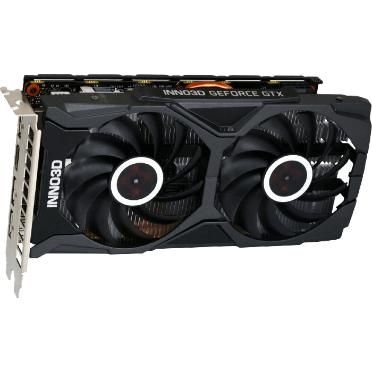 Placa de Vídeo Inno3D GeForce RTX 2060 Super Twin X2 OC, 8GB GDDR6, 256Bit, N206S2-08D6X-1710VA15L