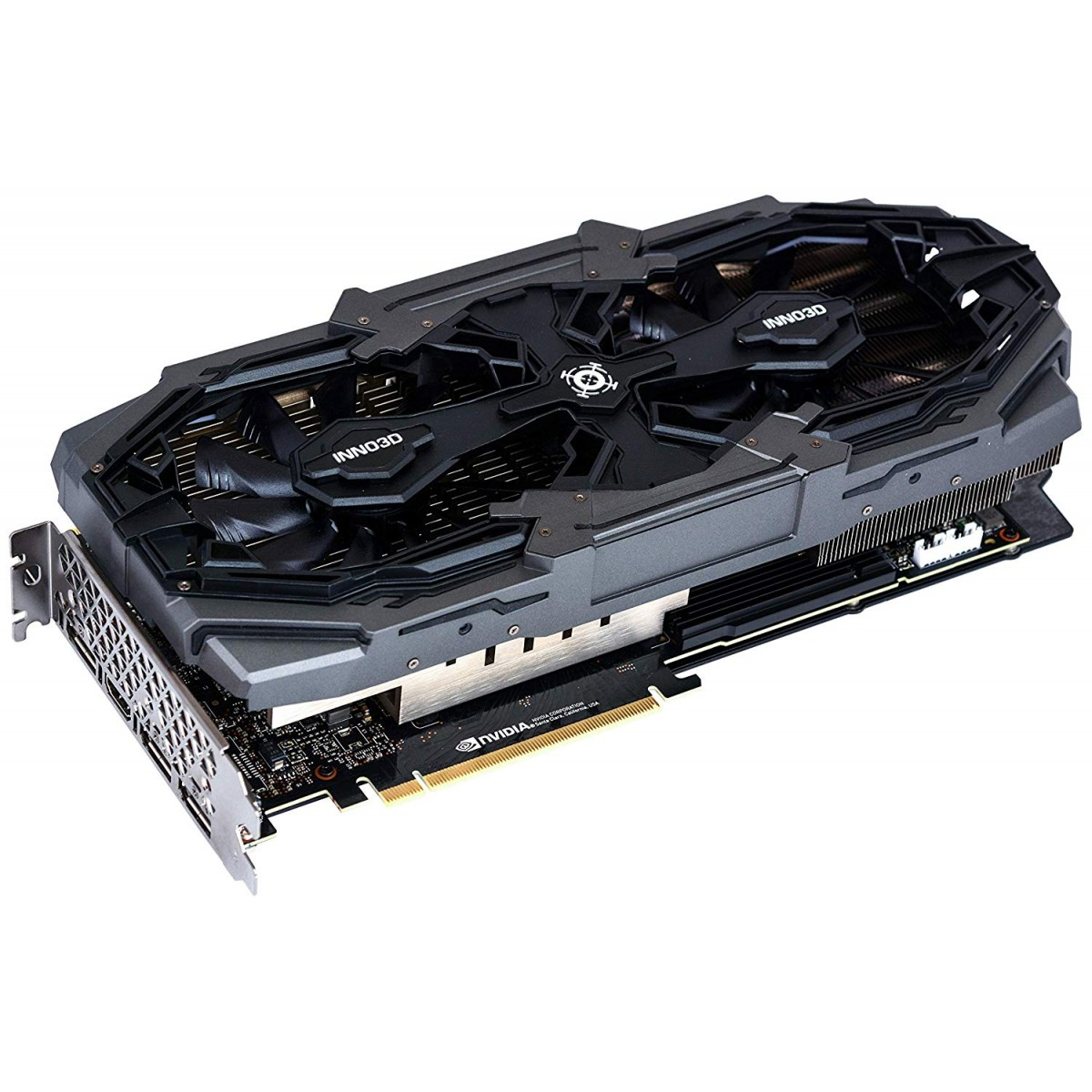 Placa de Vídeo Inno3D GeForce RTX 2070 Super Gaming OC X2, 8GB GDDR6, 256Bit, N207S2-08D6X-1780VA18