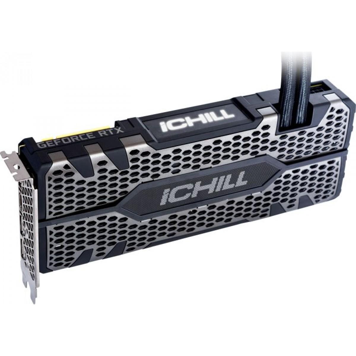 Placa de Vídeo Inno3D GeForce RTX 2070 Super iChill Black, 8GB GDDR6, 256Bit