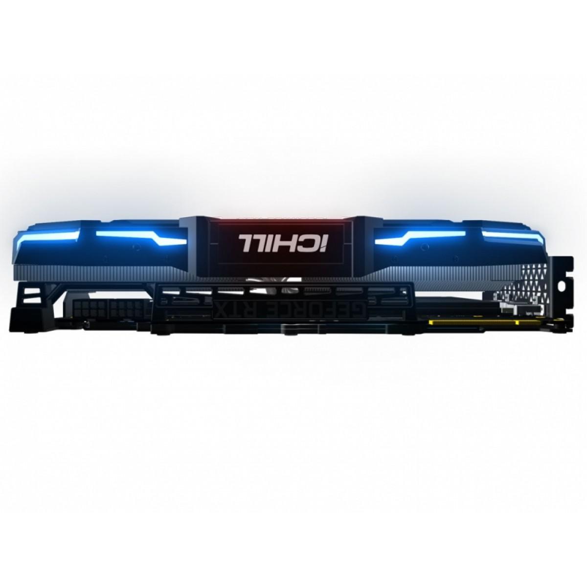 Placa de Vídeo Inno3D GeForce RTX 2070 Super iChill X3 Ultra, 8GB GDDR6, 256Bit
