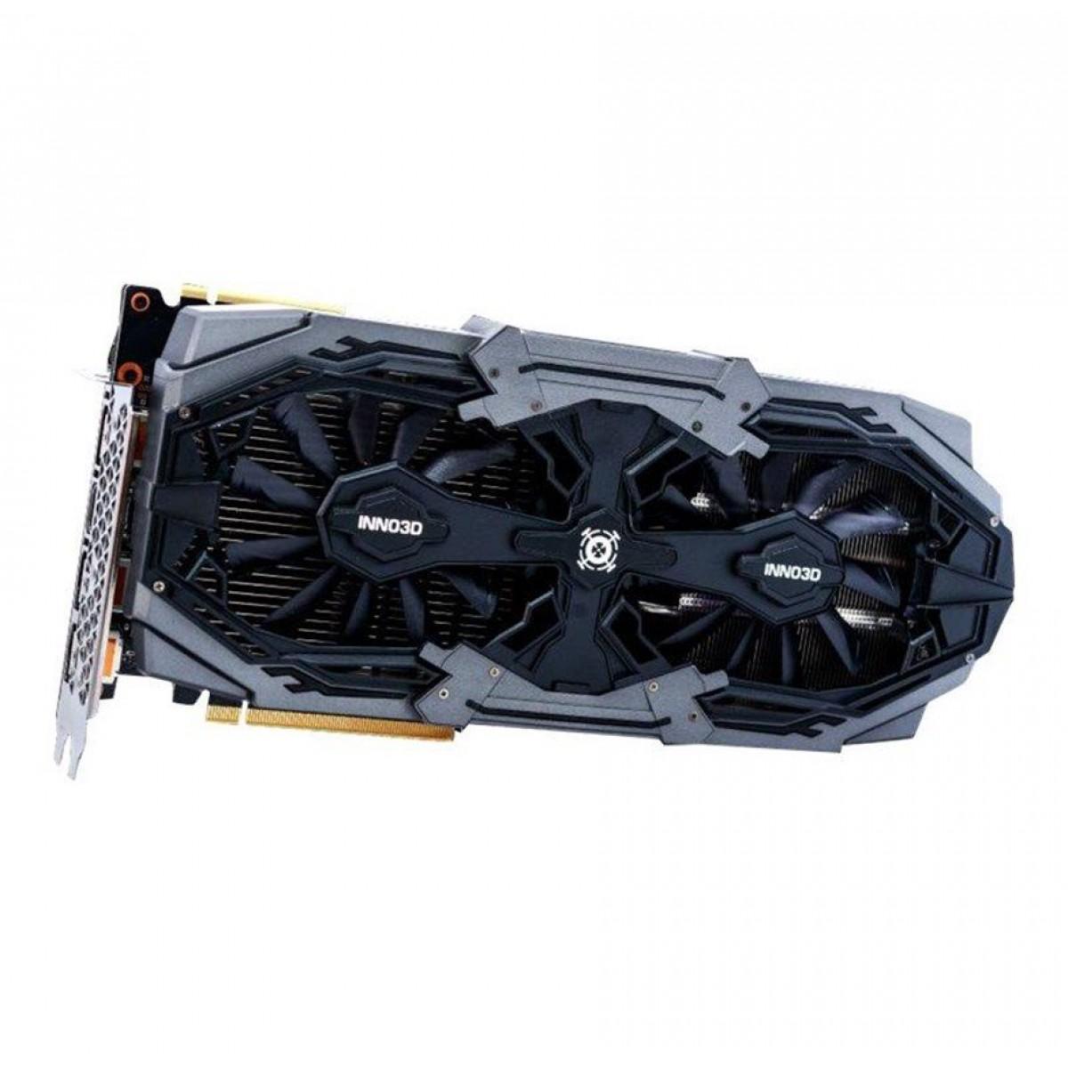 Placa de Vídeo Inno3D GeForce RTX 2080 Super Gaming OC X2, 8GB GDDR6, 256Bit, N208S2-08D6X-1780VA18