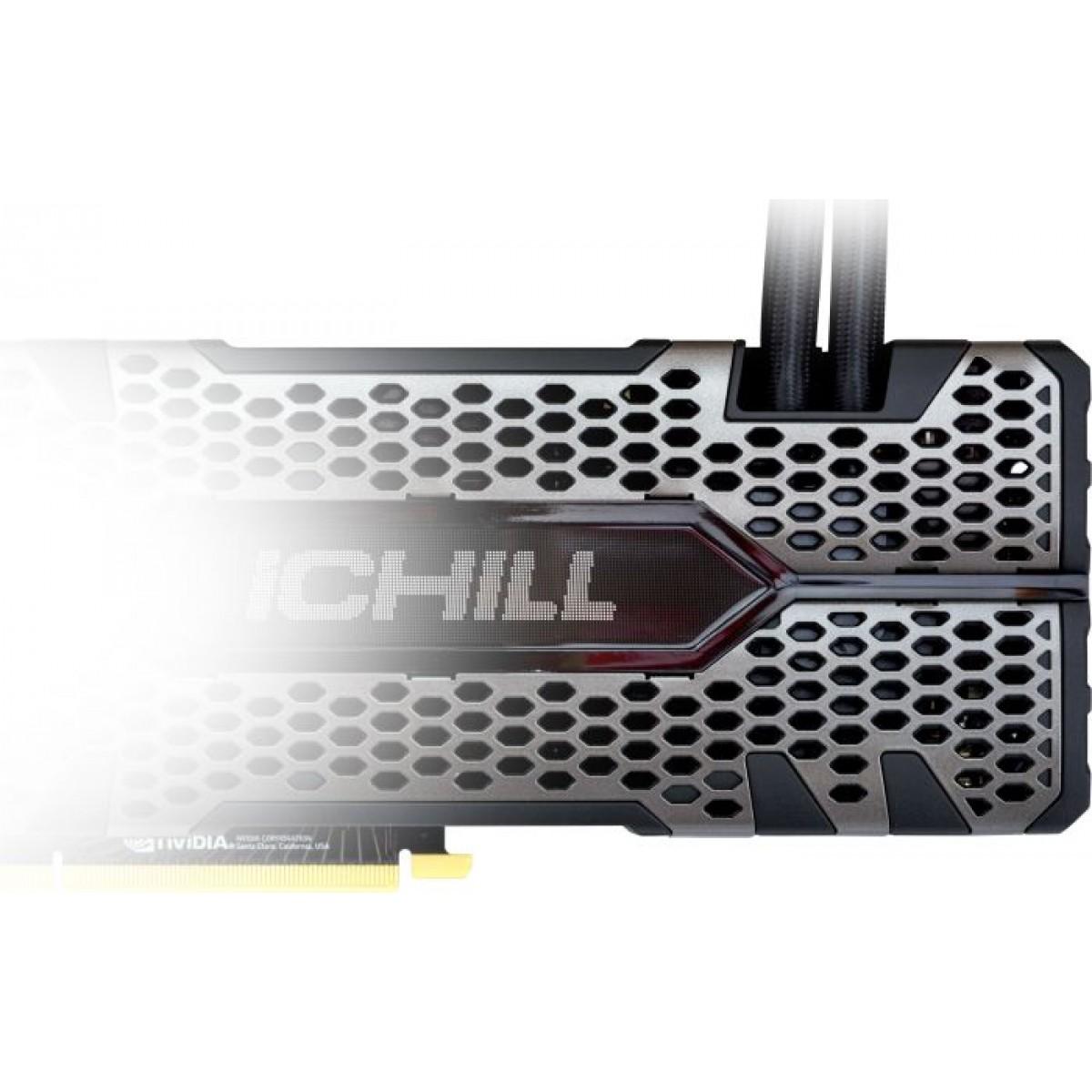 Placa de Vídeo Inno3D GeForce RTX 2080 Super iChill Black, 8GB GDDR6, 256Bit