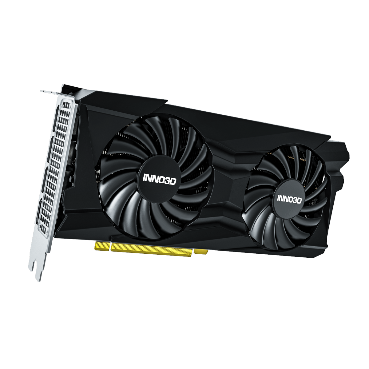 Placa de Vídeo INNO3D Geforce, RTX 3070 TWIN X2 OC, 8GB, GDDR6, 256bit, N30702-08D6X-1710VA32L