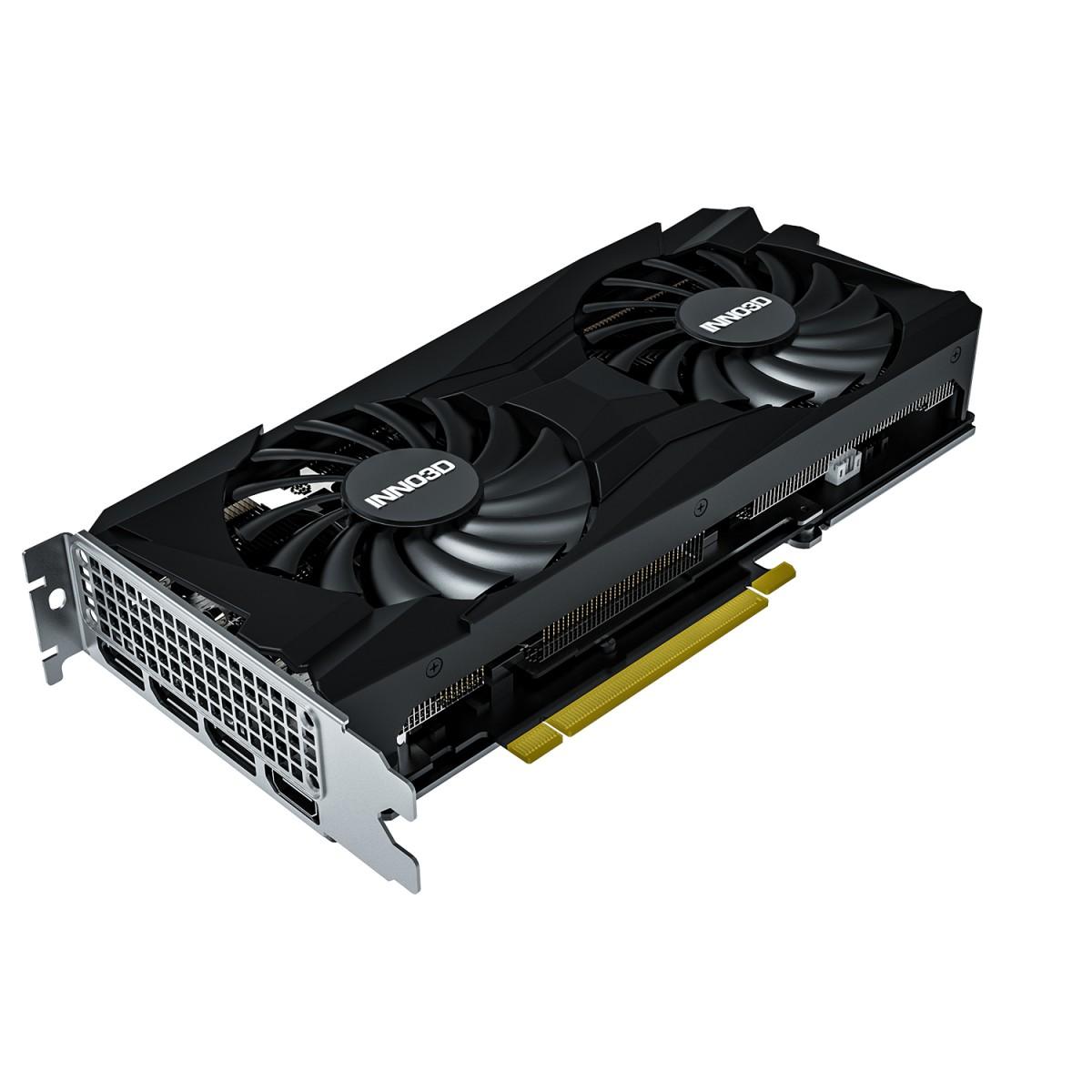 Placa de Vídeo INNO3D NVIDIA GeForce RTX 3070 TWIN X2 , OC, 8GB, GDDR6X, 256bit, LHR, N30702-08D6X-171032LH