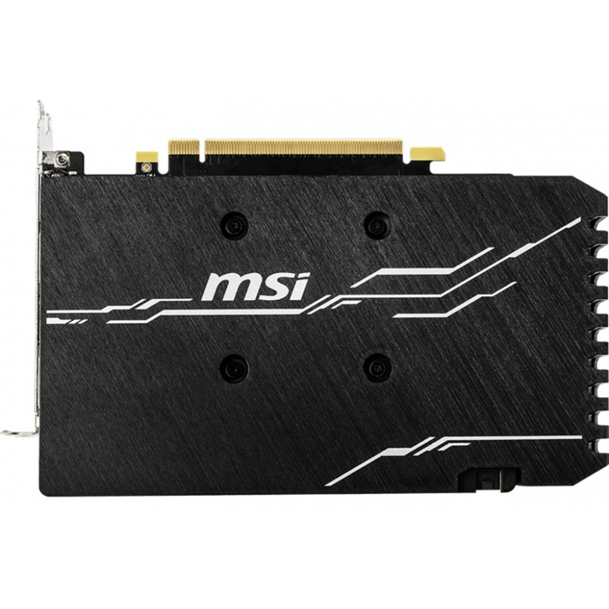 Placa de Vídeo Msi GeForce GTX 1660 Ti Ventus XS Dual OC, 6GB GDDR6, 192Bit