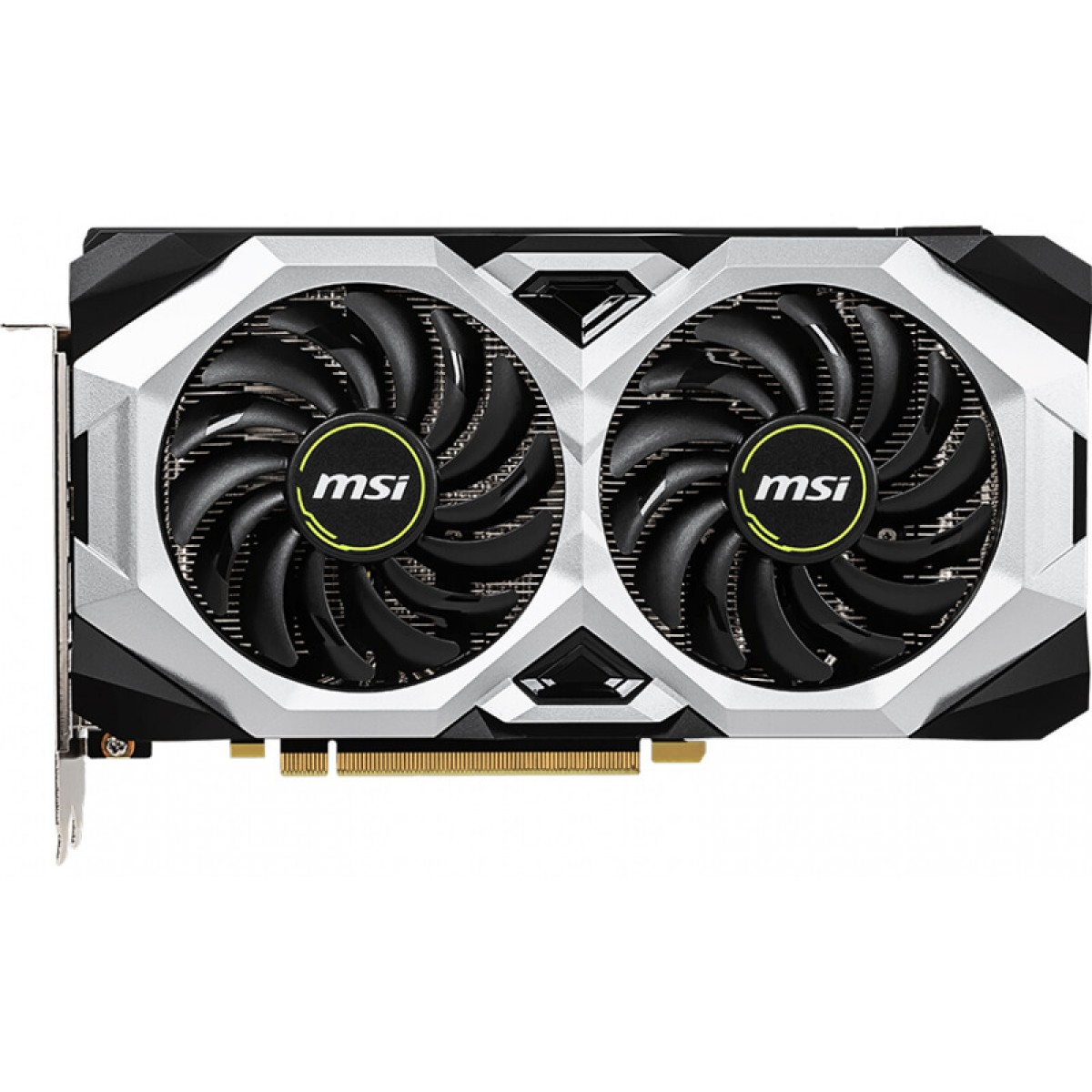 Placa de Video MSI GeForce RTX 2060 Ventus 6GB GDDR6 PCI-EXP