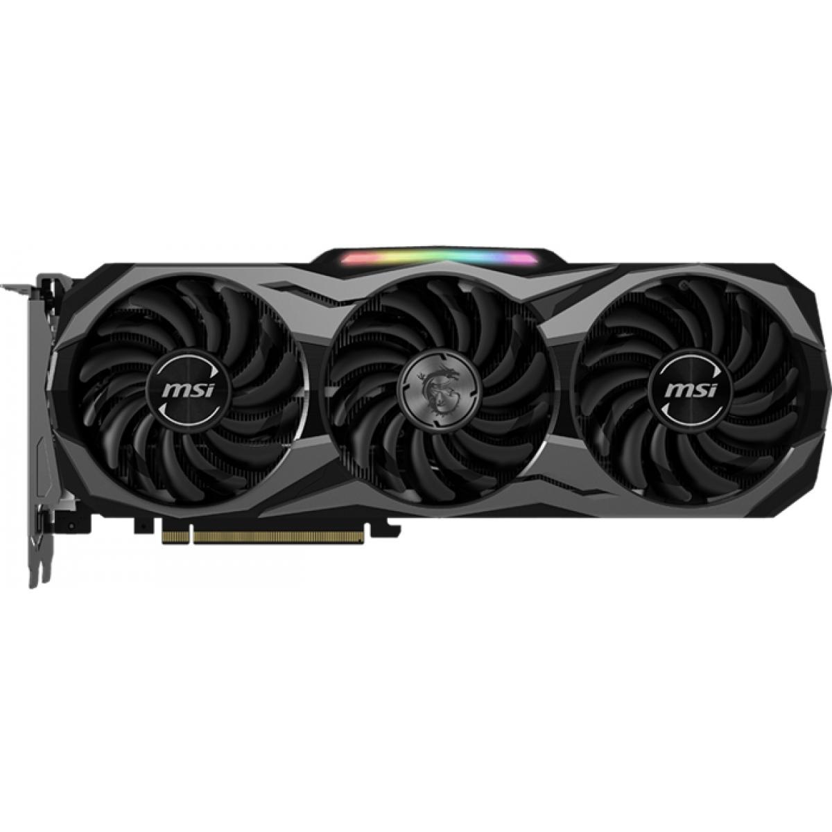 Placa de Video MSI GeForce RTX 2080 Duke OC, 8GB GDDR6, 256Bit