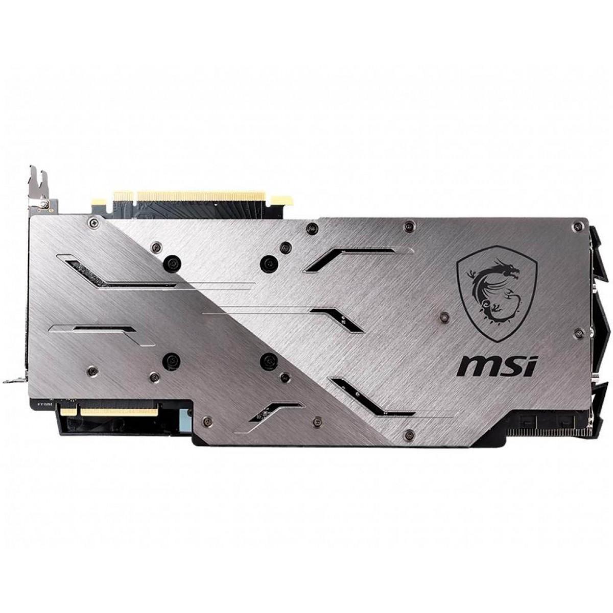 Placa de Video MSI GeForce RTX 2080 Super Gaming X TRIO, 8GB GDDR6, 256bit