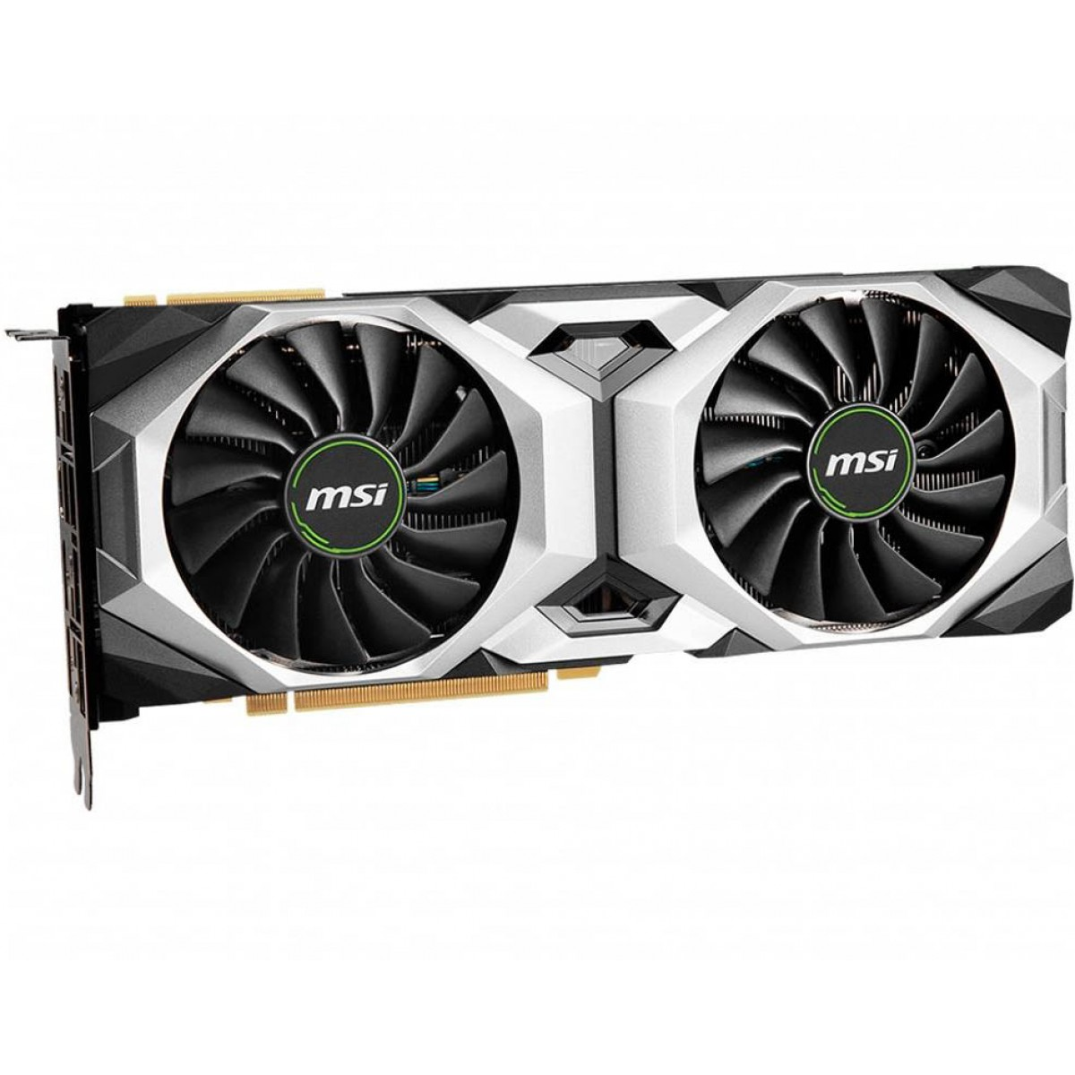 Placa de Video MSI GeForce RTX 2080 Super Ventus OC Dual, 8GB GDDR6, 256bit