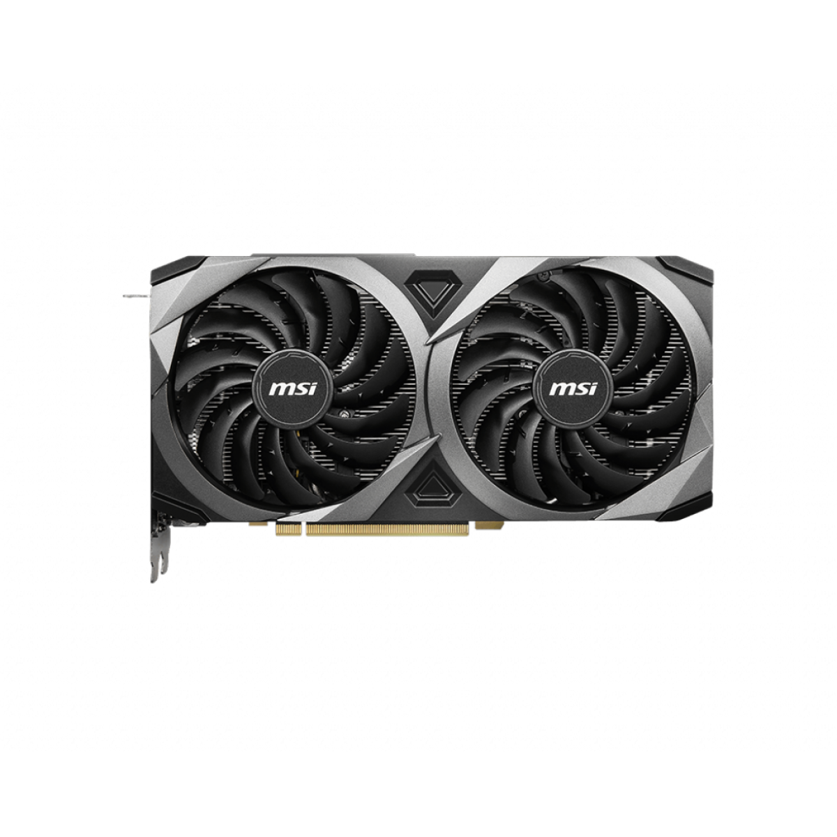 Placa de Vídeo MSI GeForce, RTX 3060 Ti VENTUS 2X OC, 8GB GDDR6, 256Bit