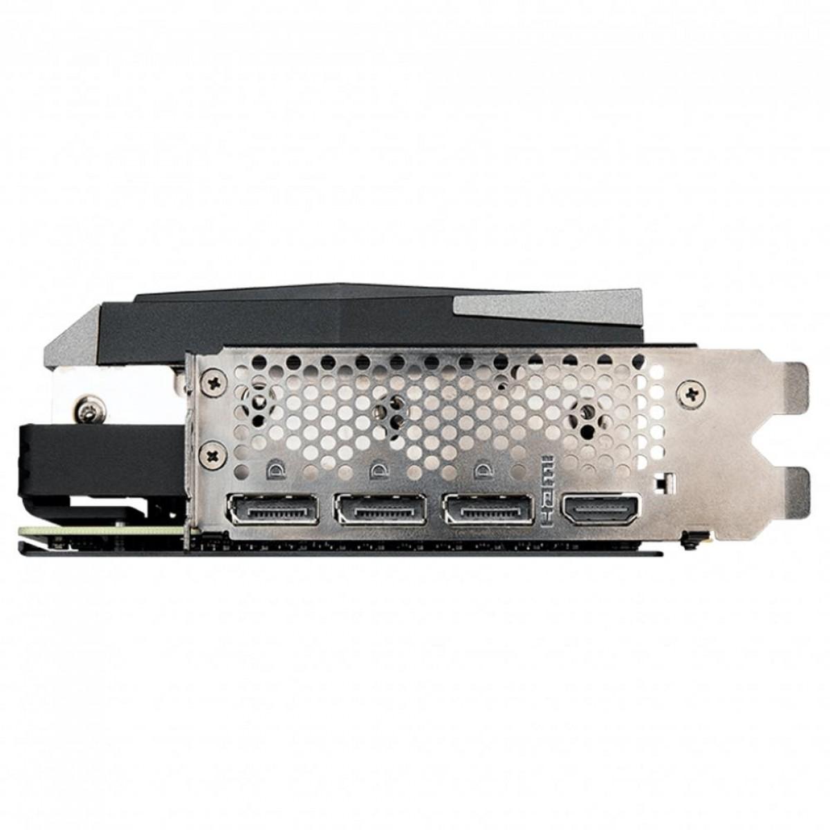 Placa de Vídeo MSI GeForce, RTX 3070 Gaming X Trio, 8GB GDDR6, 256Bit