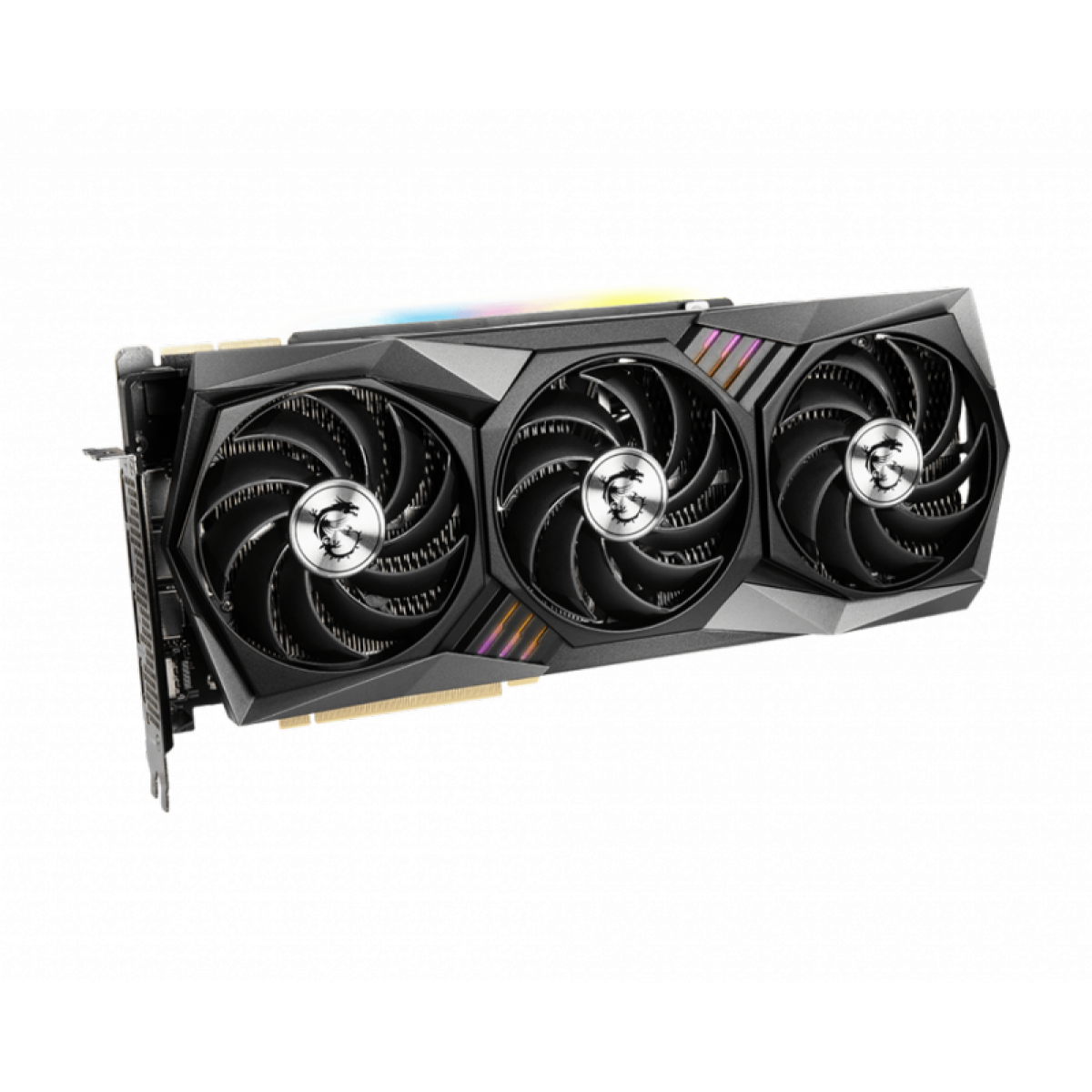 Placa de Vídeo MSI, GeForce, RTX 3090 Gaming X Trio, 24GB, GDDR6X, 384Bit