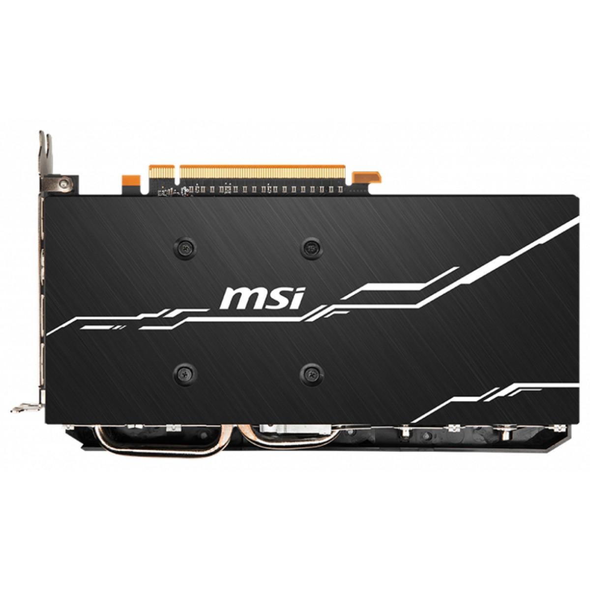 Placa de Vídeo MSI Radeon Navi RX 5700 Mech OC Dual, 8GB GDDR6, 256Bit, RX 5700 MECH OC