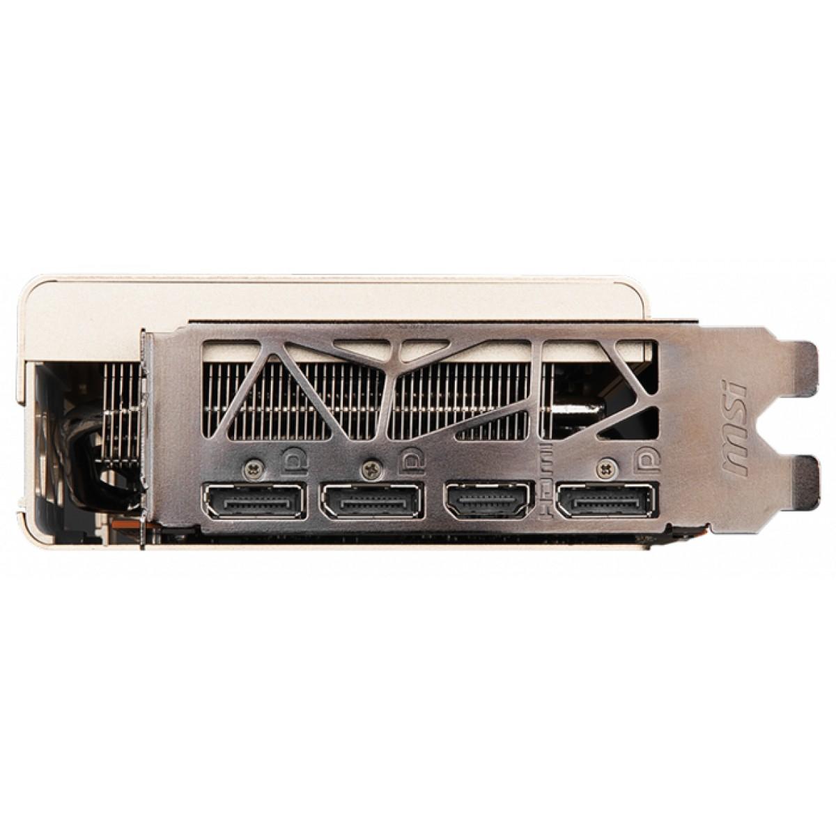 Placa de Vídeo MSI Radeon Navi RX 5700 XT Evoke OC, 8GB GDDR6, 256Bit, RX 5700XT EVOKE OC
