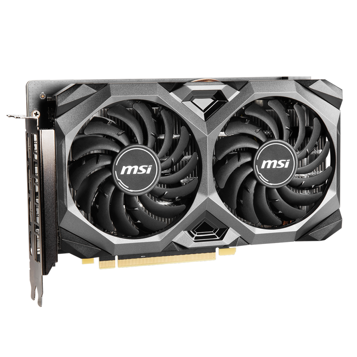 Placa de Vídeo MSI Radeon RX 5500 XT Mech 8G OC Dual, 8GB GDDR6, 128Bit, RX 5500 XT MECH 8G OC