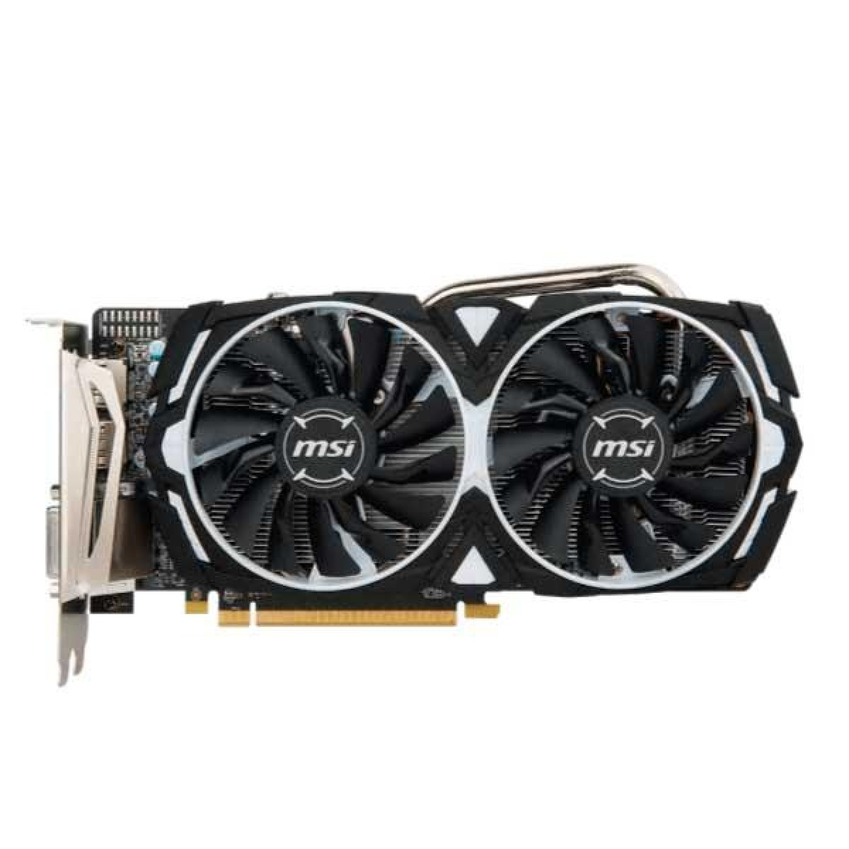 Placa de Vídeo MSI, Radeon, RX 570 Armor 4G OC V1, 4GB, GDDR5, 256Bit, 912-V341-297