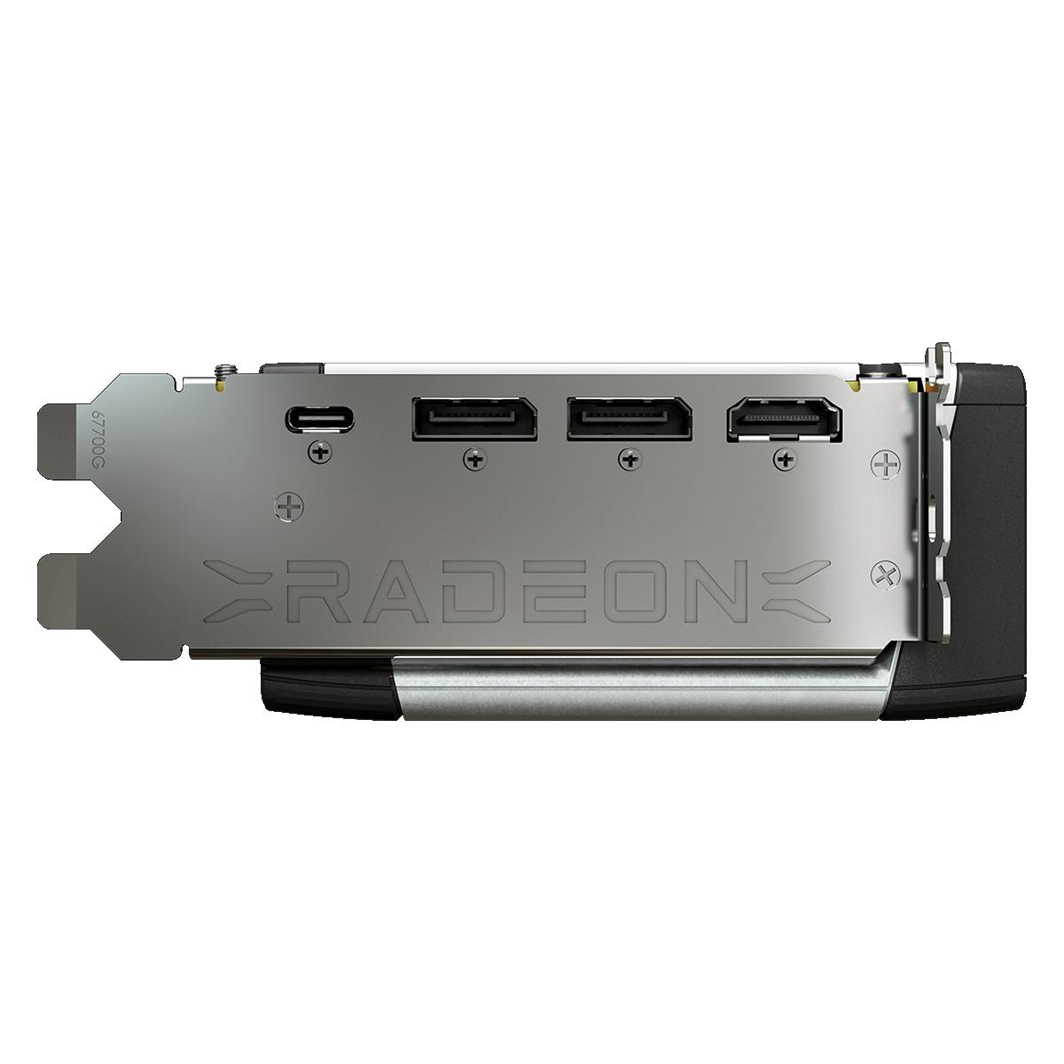 Placa de Vídeo MSI Radeon RX 6800 XT, 16GB, GDDR6. 256 Bit